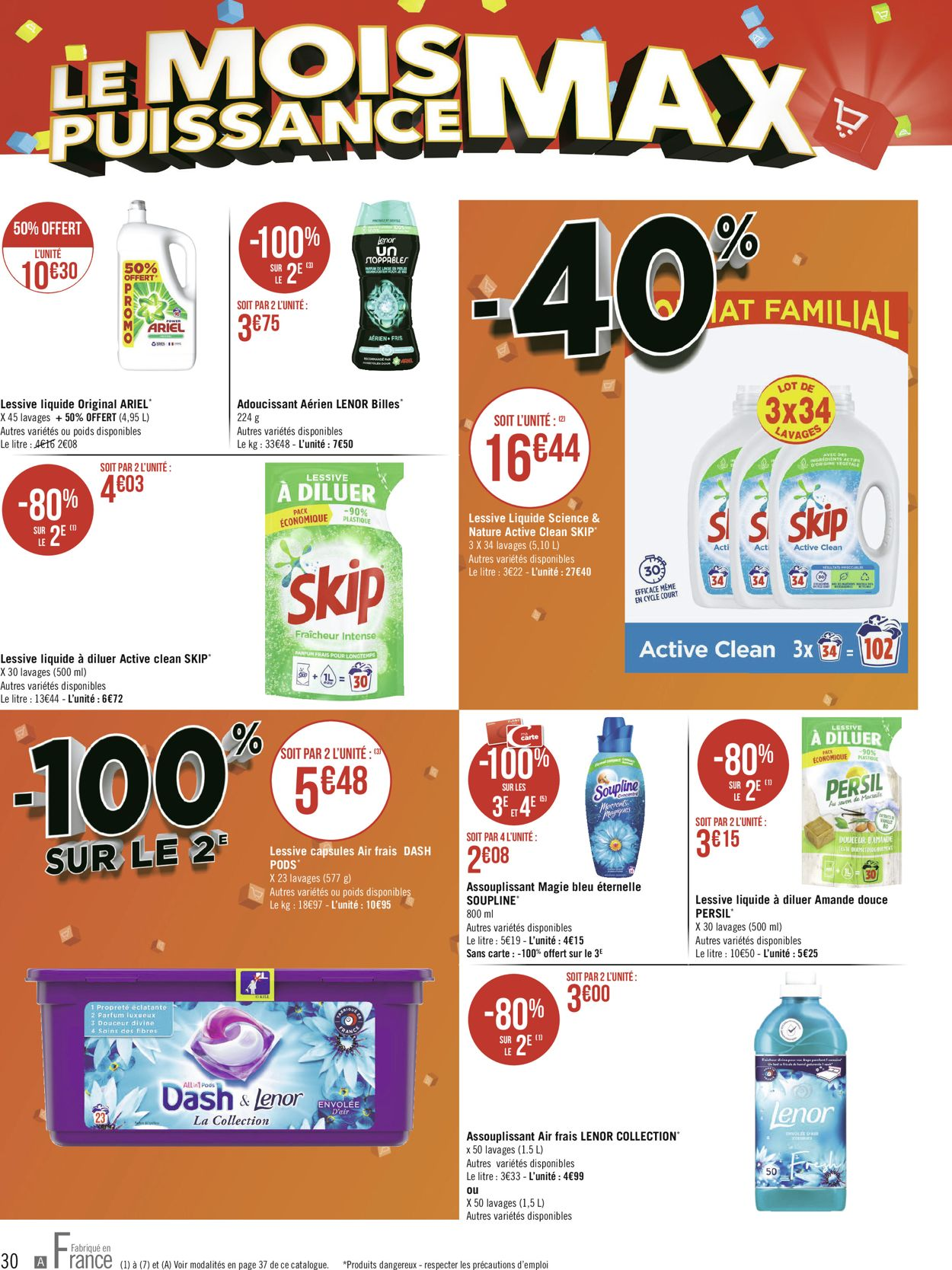 Géant Casino Catalogue - 19.04-02.05.2021 (Page 30)