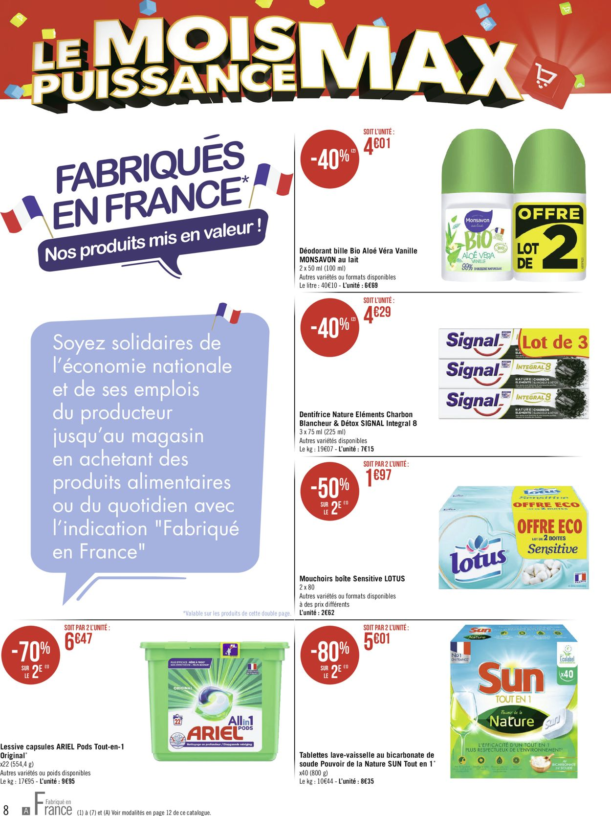 Géant Casino Catalogue - 26.04-09.05.2021 (Page 8)