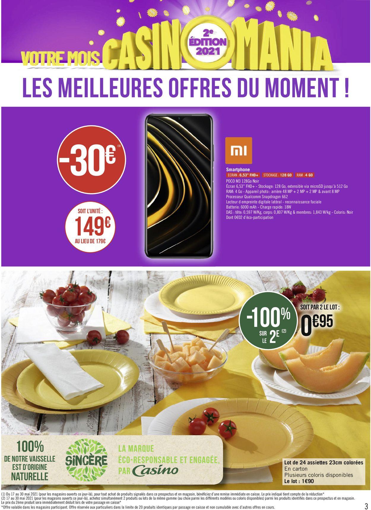 Géant Casino Catalogue - 17.05-30.05.2021 (Page 3)