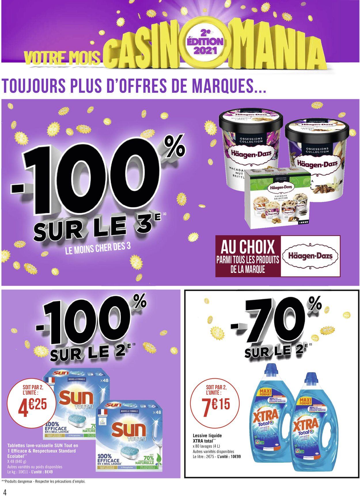 Géant Casino Catalogue - 17.05-30.05.2021 (Page 4)