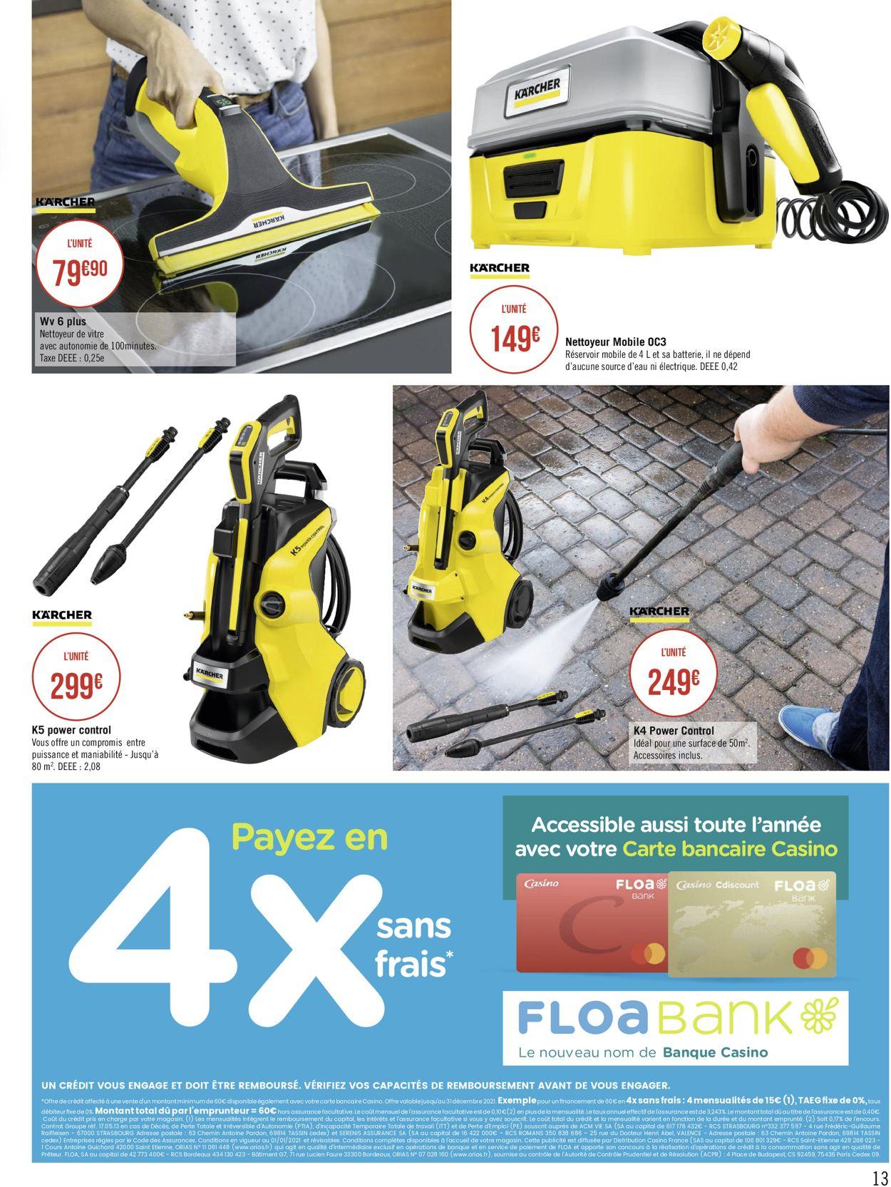 Géant Casino Catalogue - 31.05-27.06.2021 (Page 13)