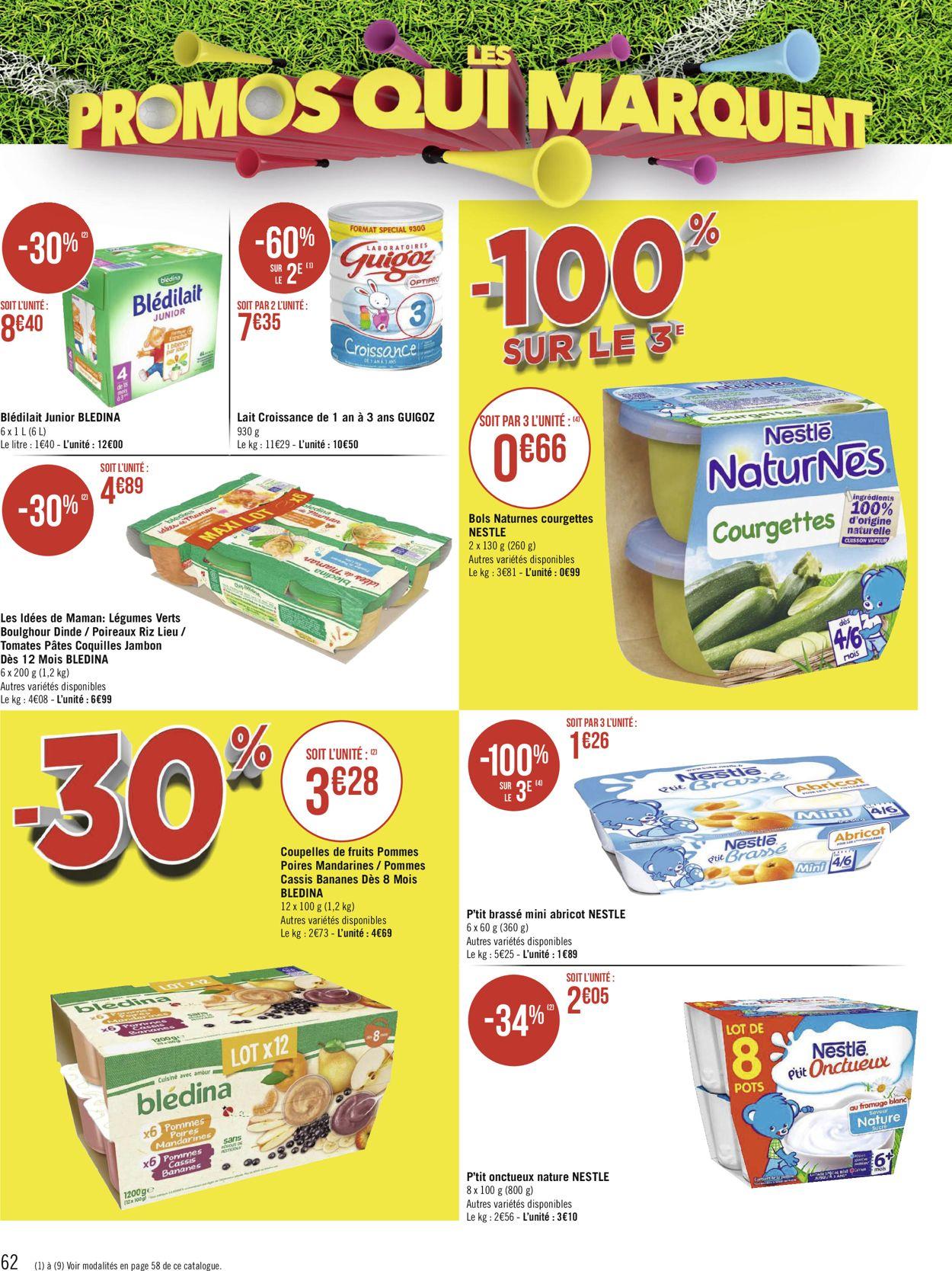 Géant Casino Catalogue - 31.05-13.06.2021 (Page 62)