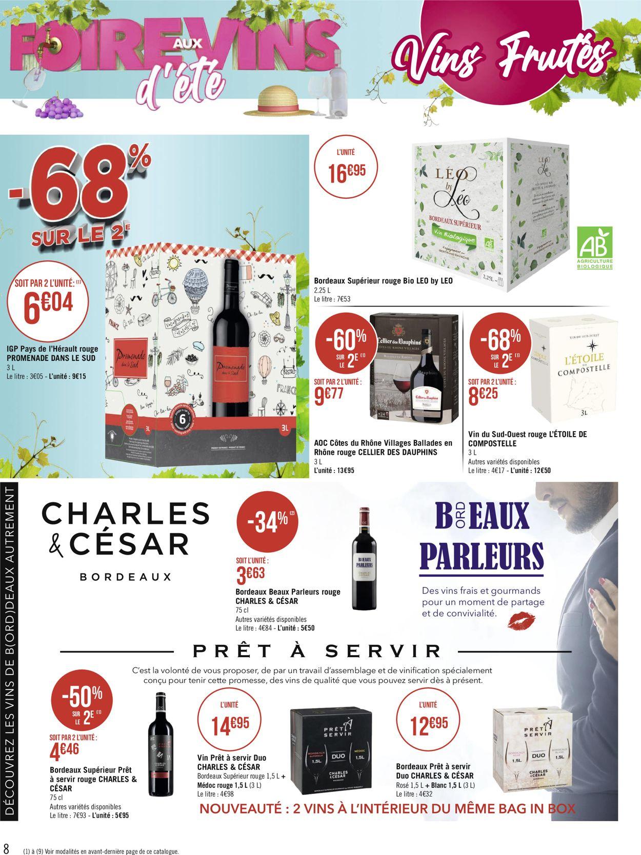 Géant Casino Catalogue - 14.06-27.06.2021 (Page 8)