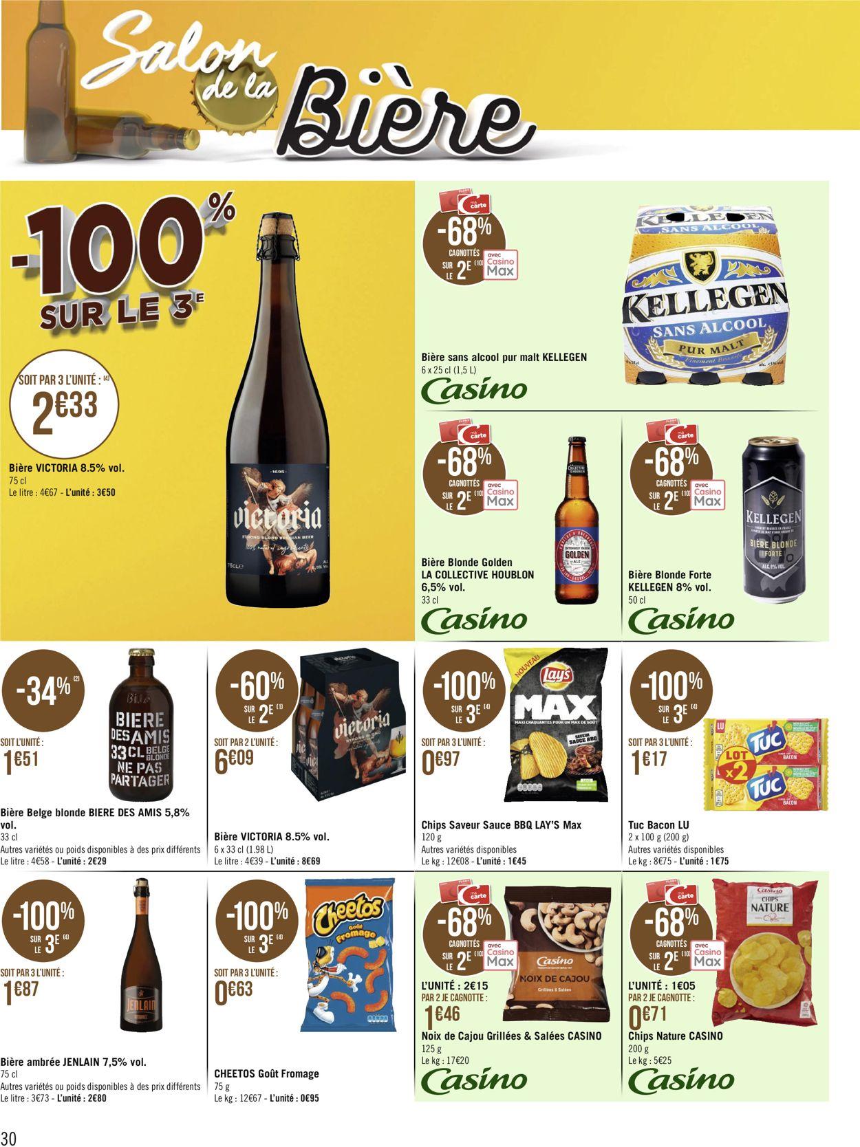 Géant Casino Catalogue - 28.06-11.07.2021 (Page 30)