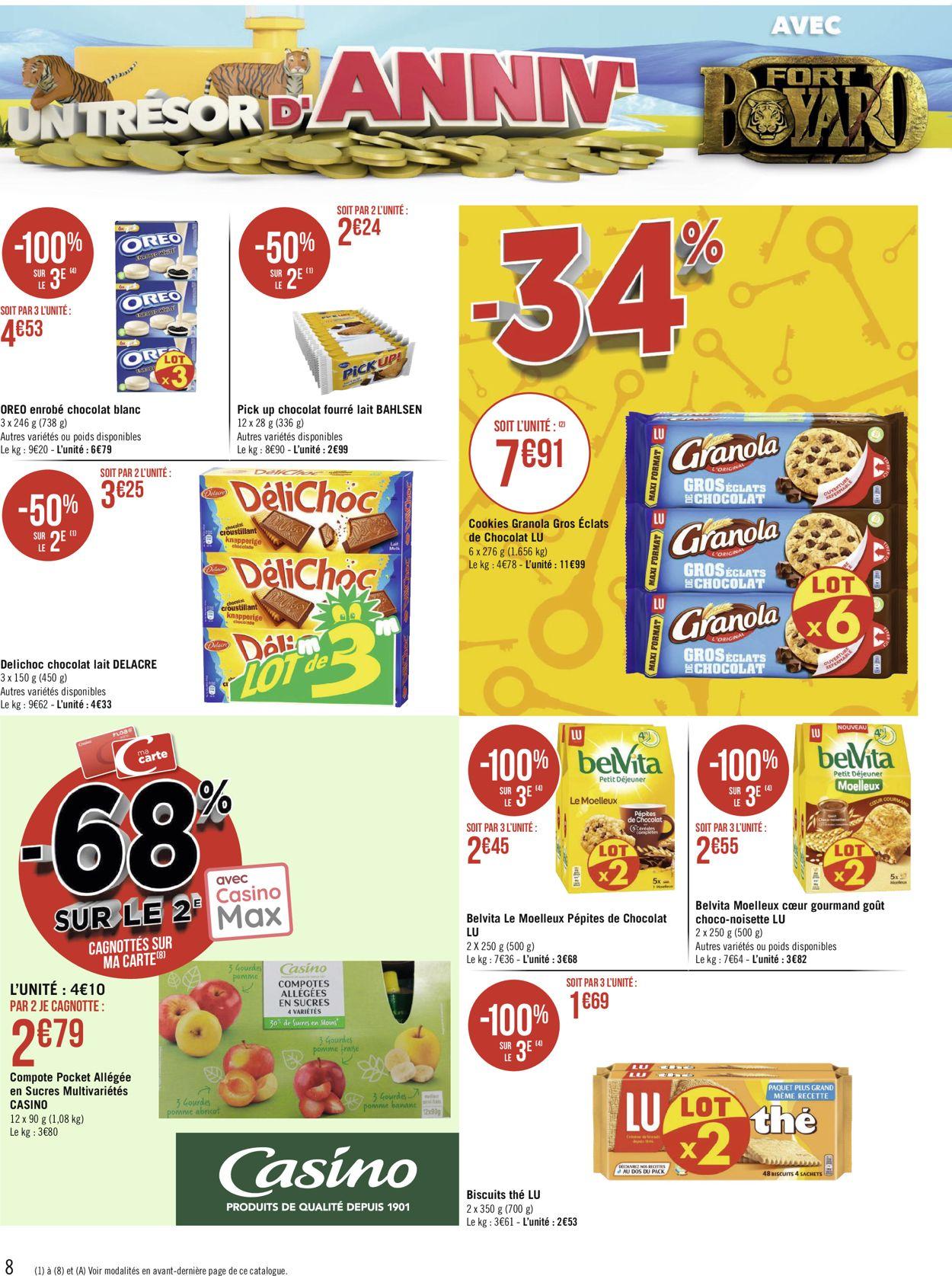 Géant Casino Catalogue - 19.07-01.08.2021 (Page 8)