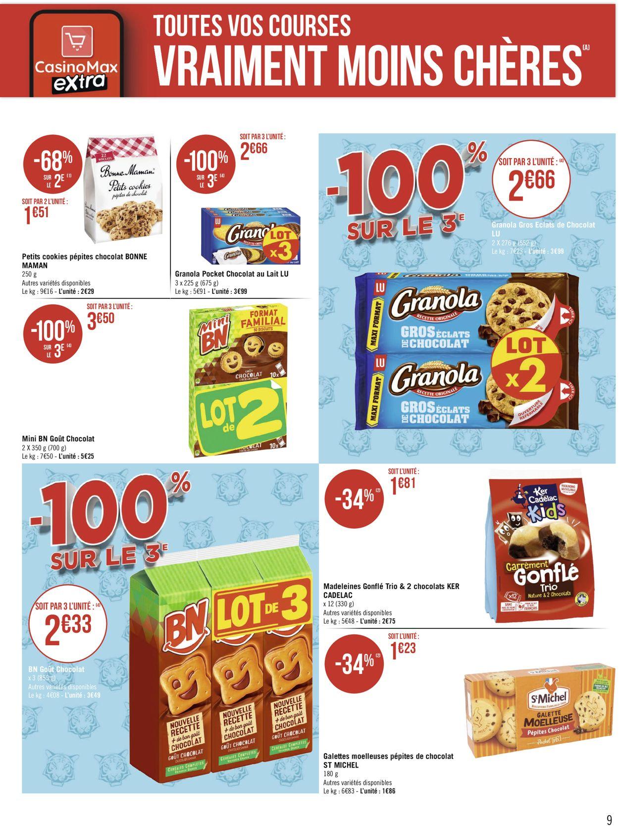 Géant Casino Catalogue - 02.08-15.08.2021 (Page 9)