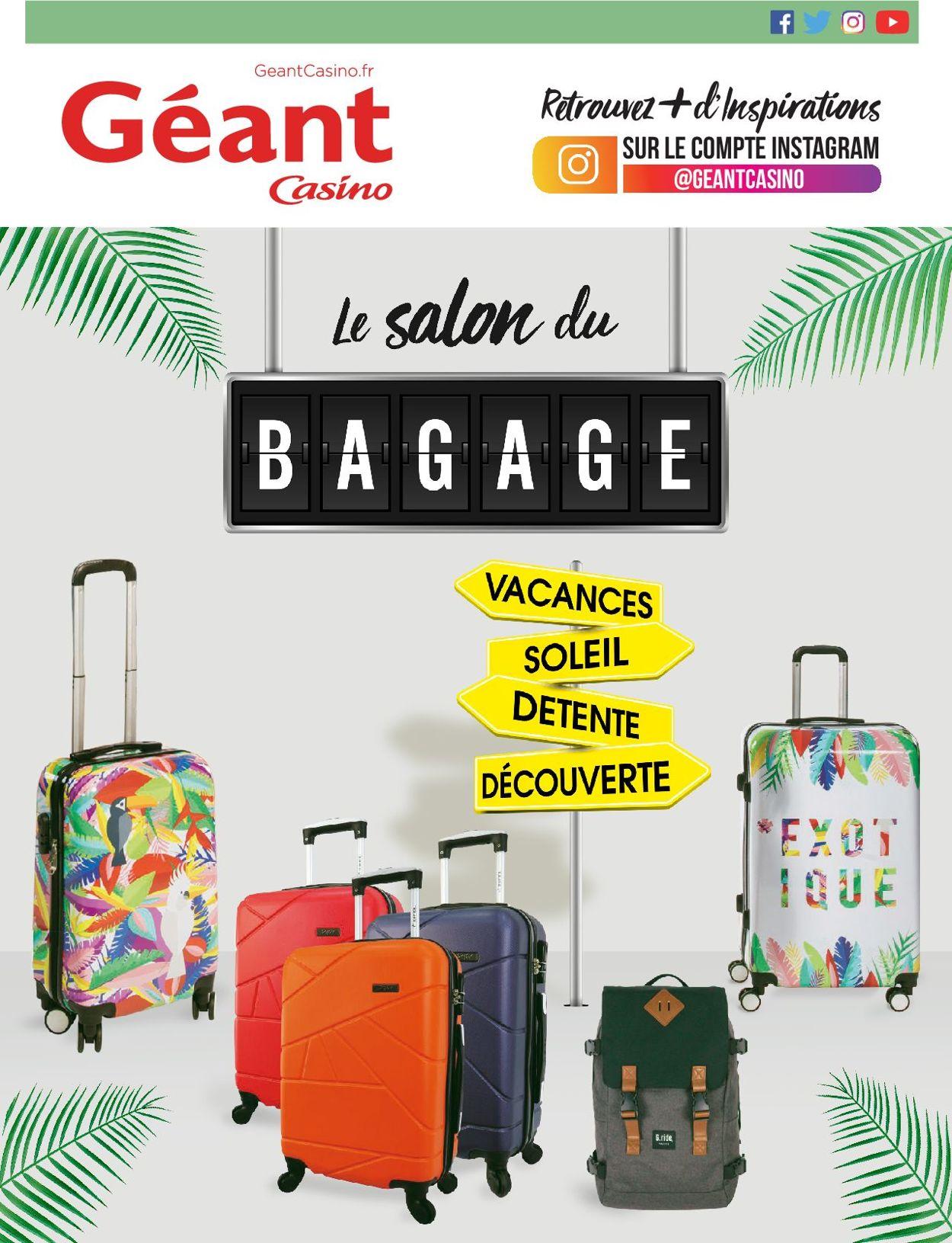 Géant Casino Catalogue - 14.05-26.05.2019