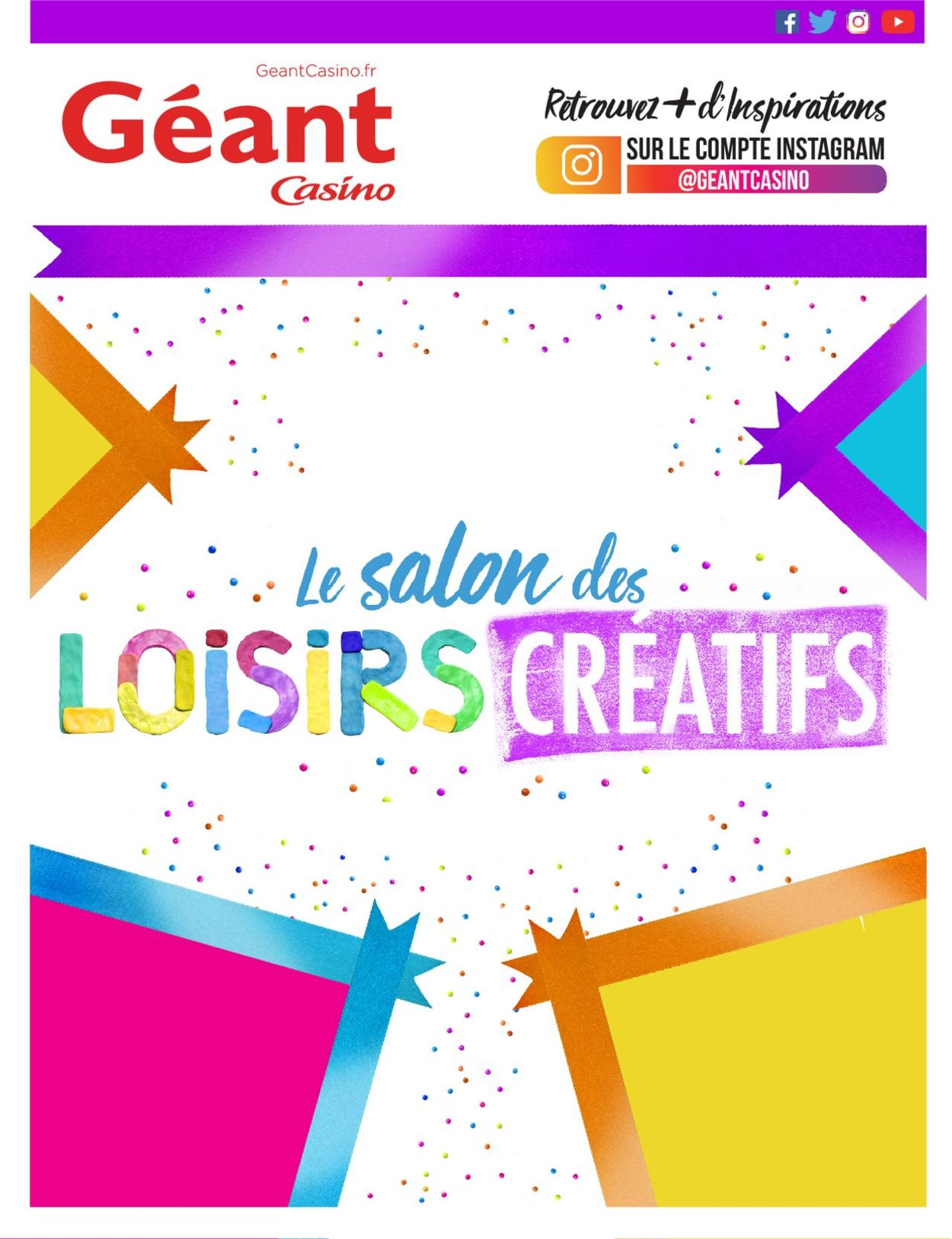 Géant Casino Catalogue - 21.05-02.06.2019