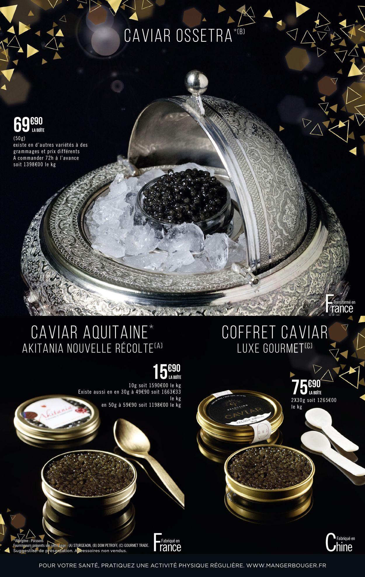 Géant Casino catalogue de Noël 2019 Catalogue - 18.12-31.12.2019 (Page 3)