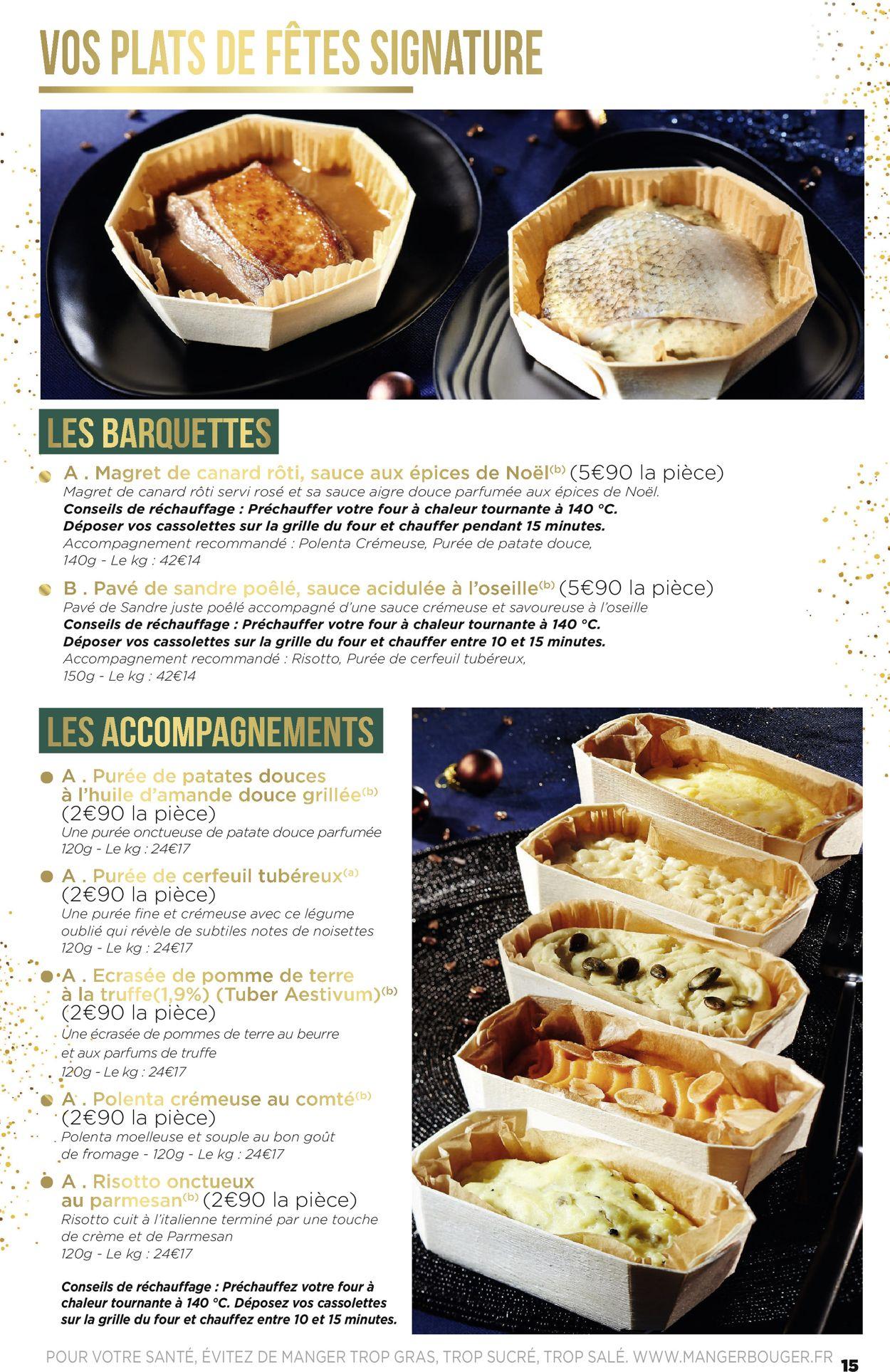 Géant Casino catalogue de Noël 2019 Catalogue - 18.12-31.12.2019 (Page 15)