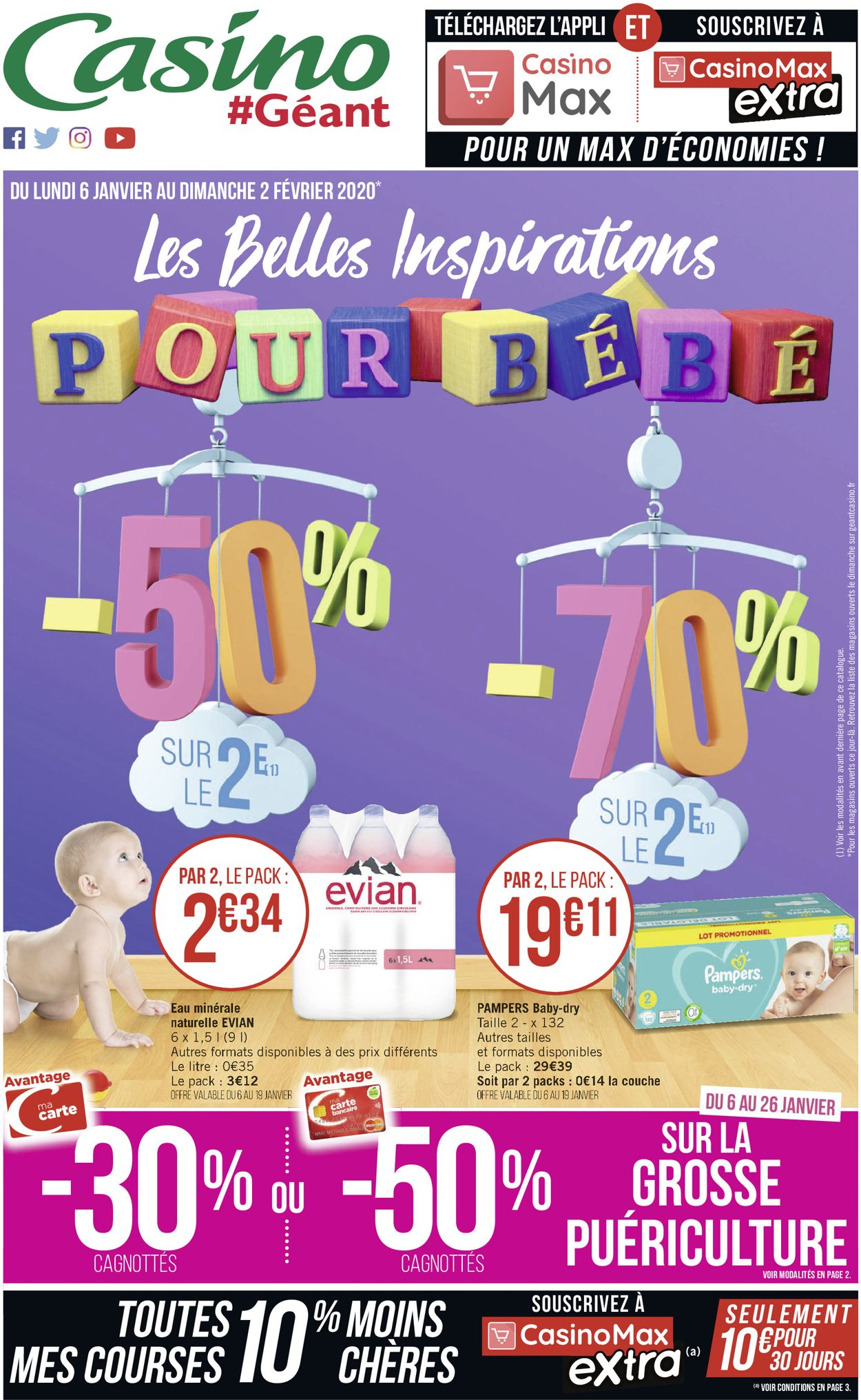 Géant Casino Catalogue - 06.01-02.02.2020