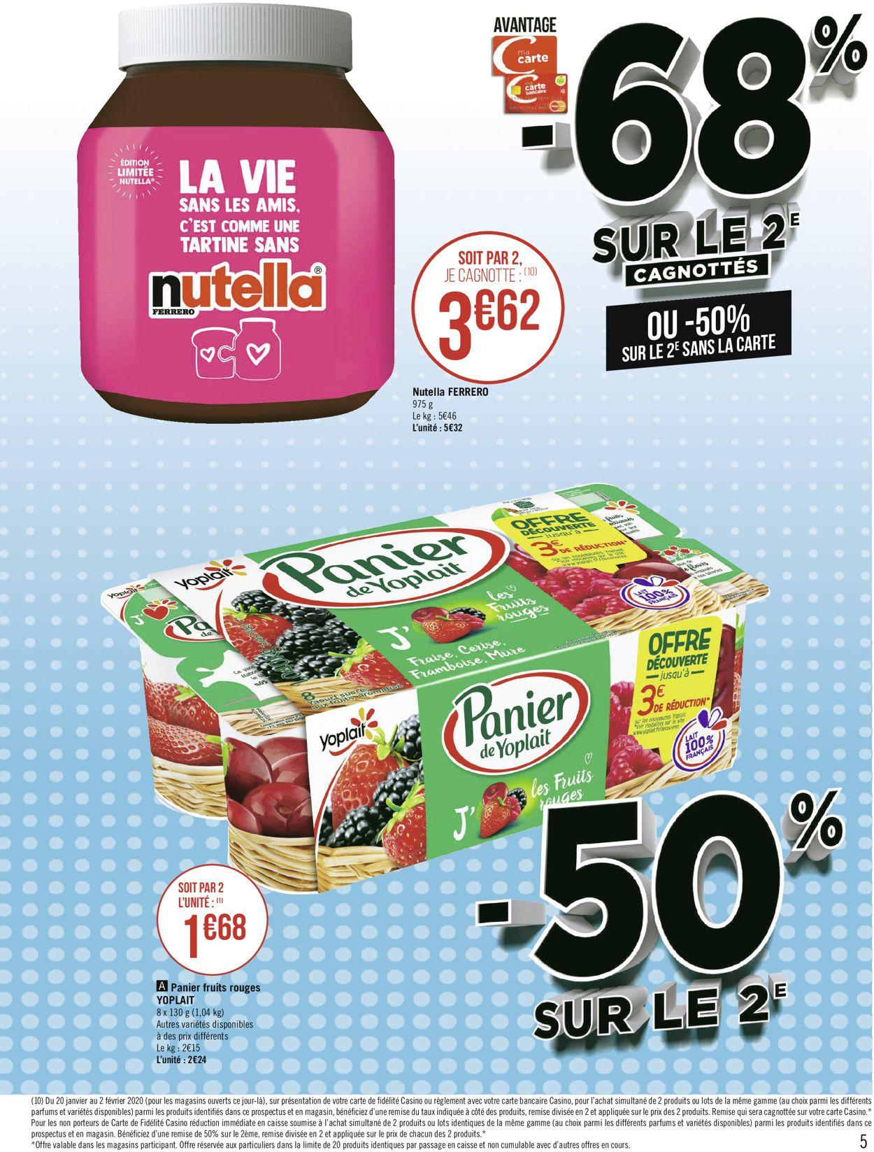 Géant Casino Catalogue - 20.01-02.02.2020 (Page 5)