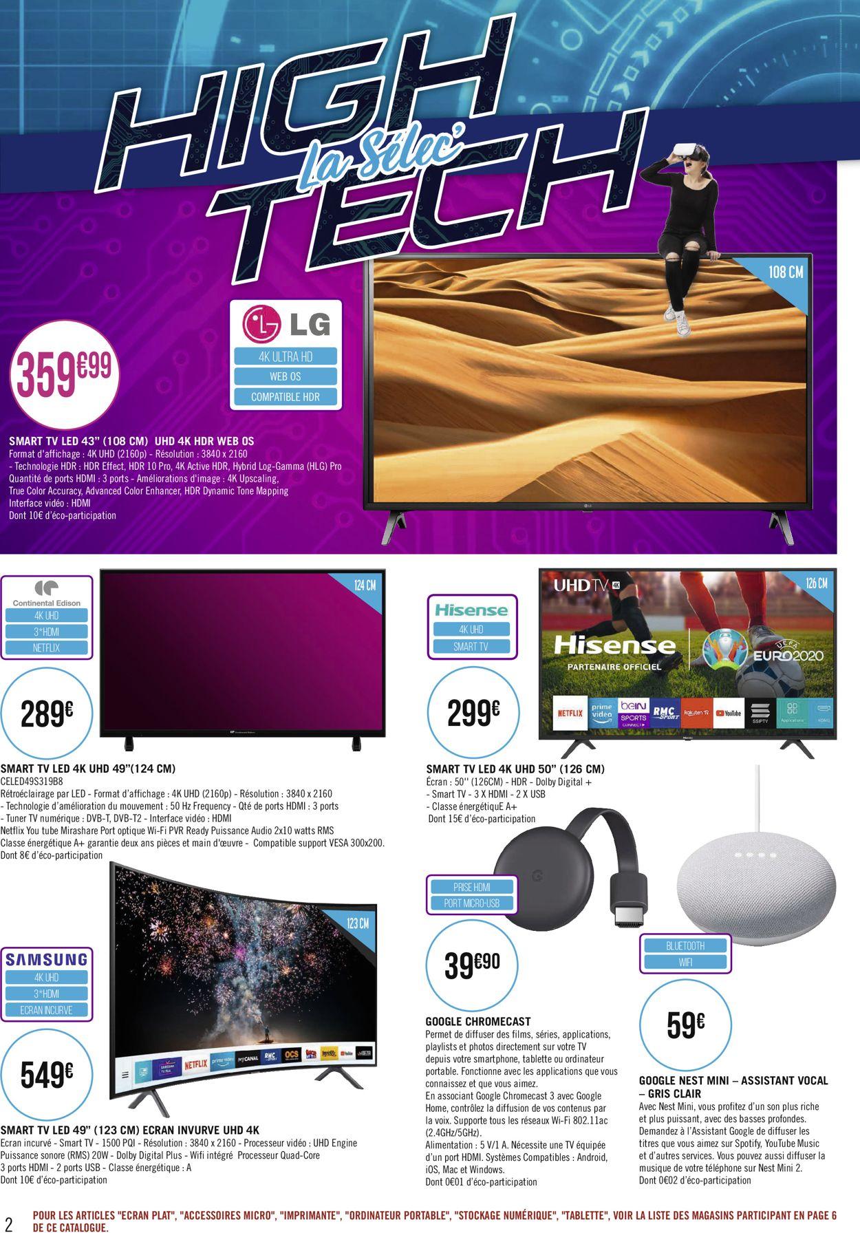 Géant Casino Catalogue - 03.02-01.03.2020 (Page 2)