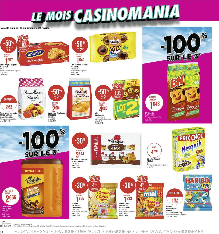 Géant Casino Catalogue - 10.02-23.02.2020 (Page 10)