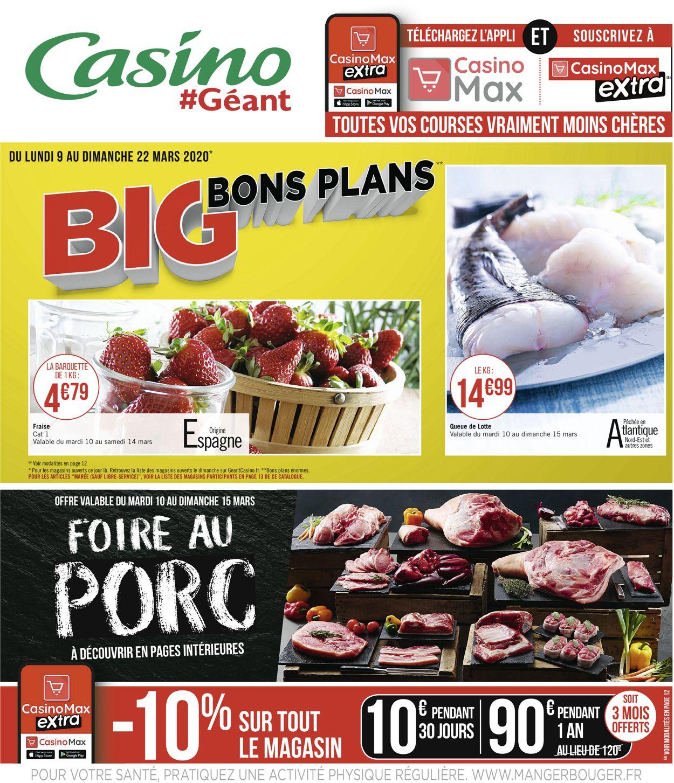 Géant Casino Catalogue - 09.03-22.03.2020 (Page 28)