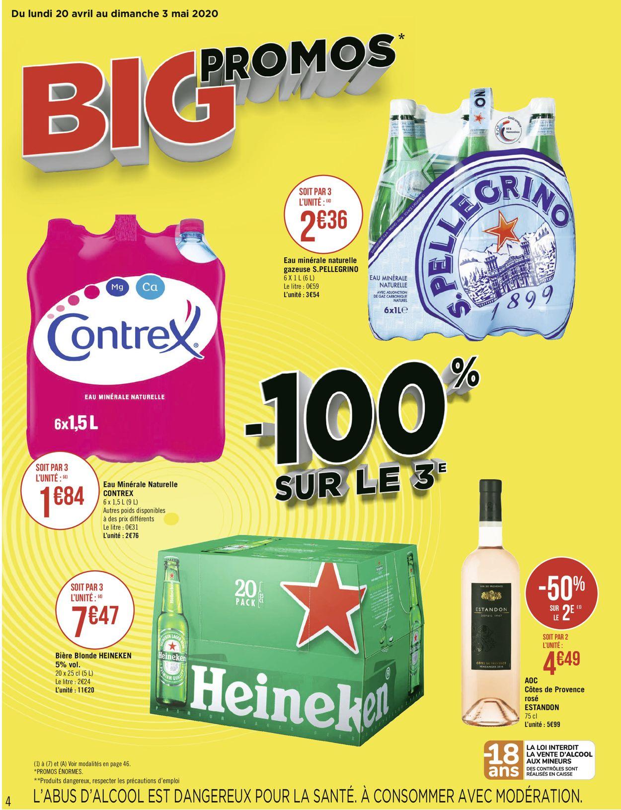 Géant Casino Catalogue - 20.04-03.05.2020 (Page 4)