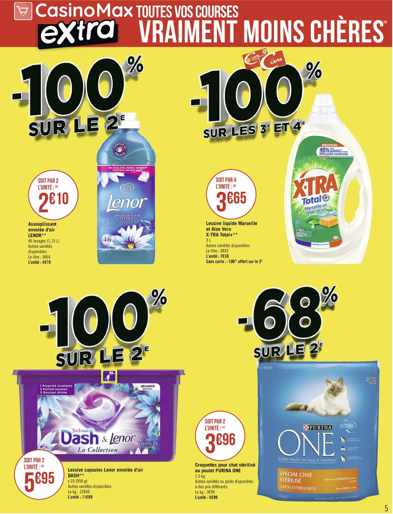 Géant Casino Catalogue - 20.04-03.05.2020 (Page 5)