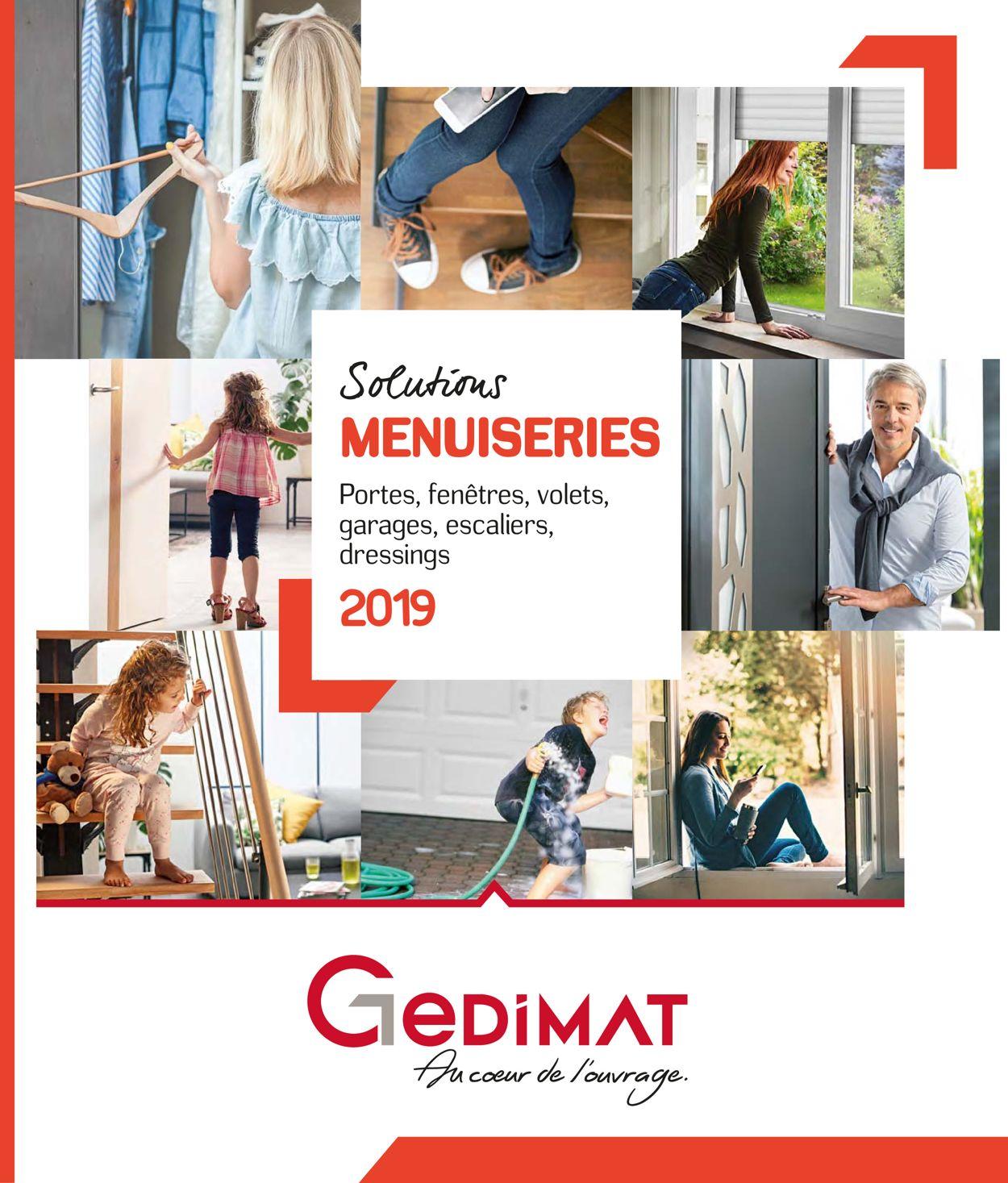 Gedimat Catalogue - 09.03-30.06.2019