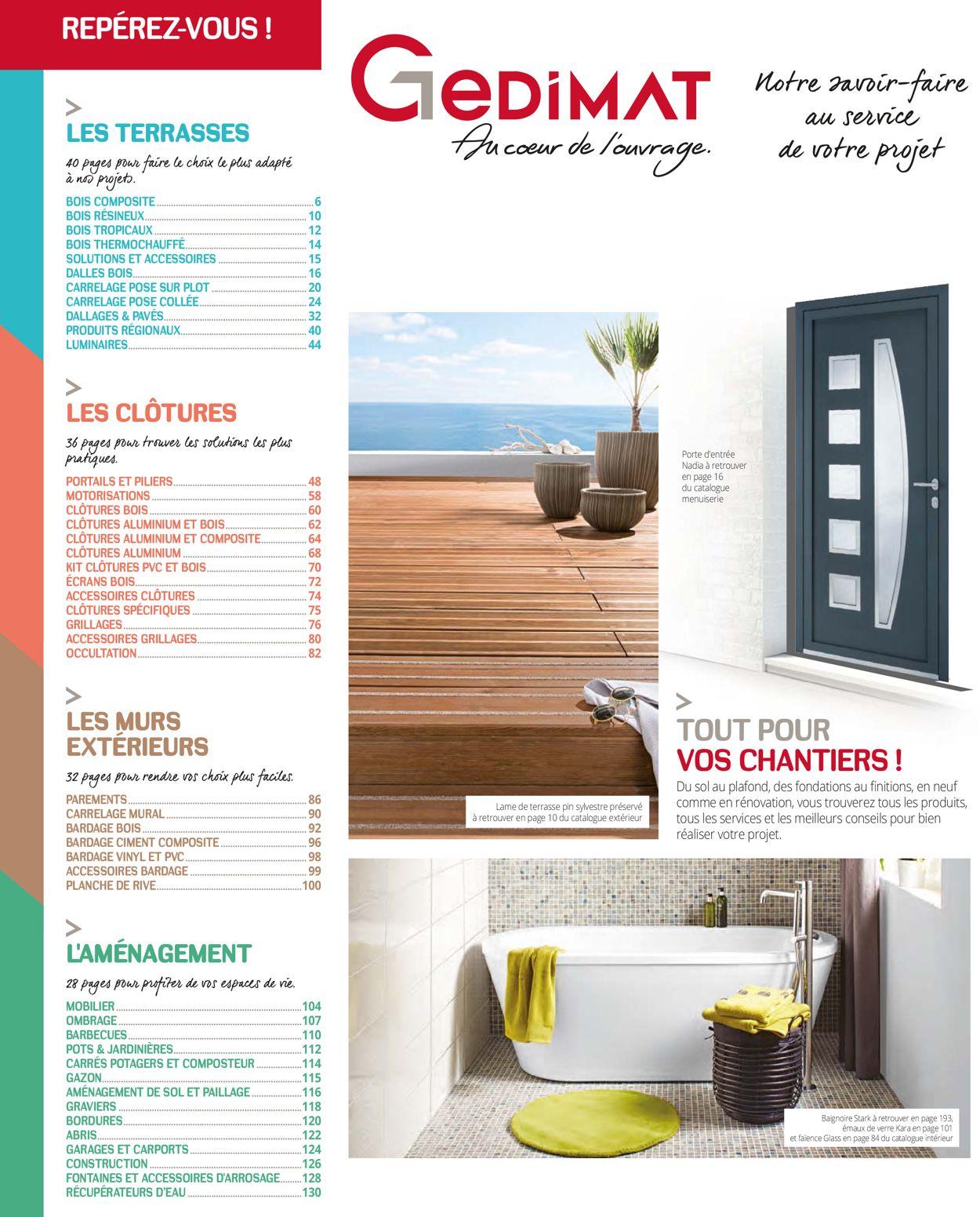 Gedimat Catalogue - 09.03-30.06.2019 (Page 2)