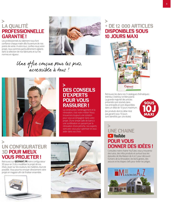 Gedimat Catalogue - 09.03-30.06.2019 (Page 3)