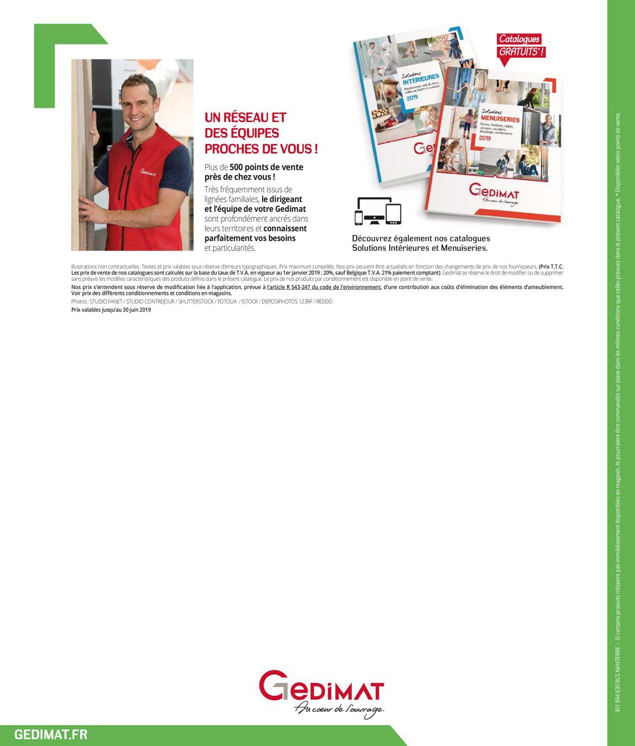 Gedimat Catalogue - 09.03-30.06.2019 (Page 132)