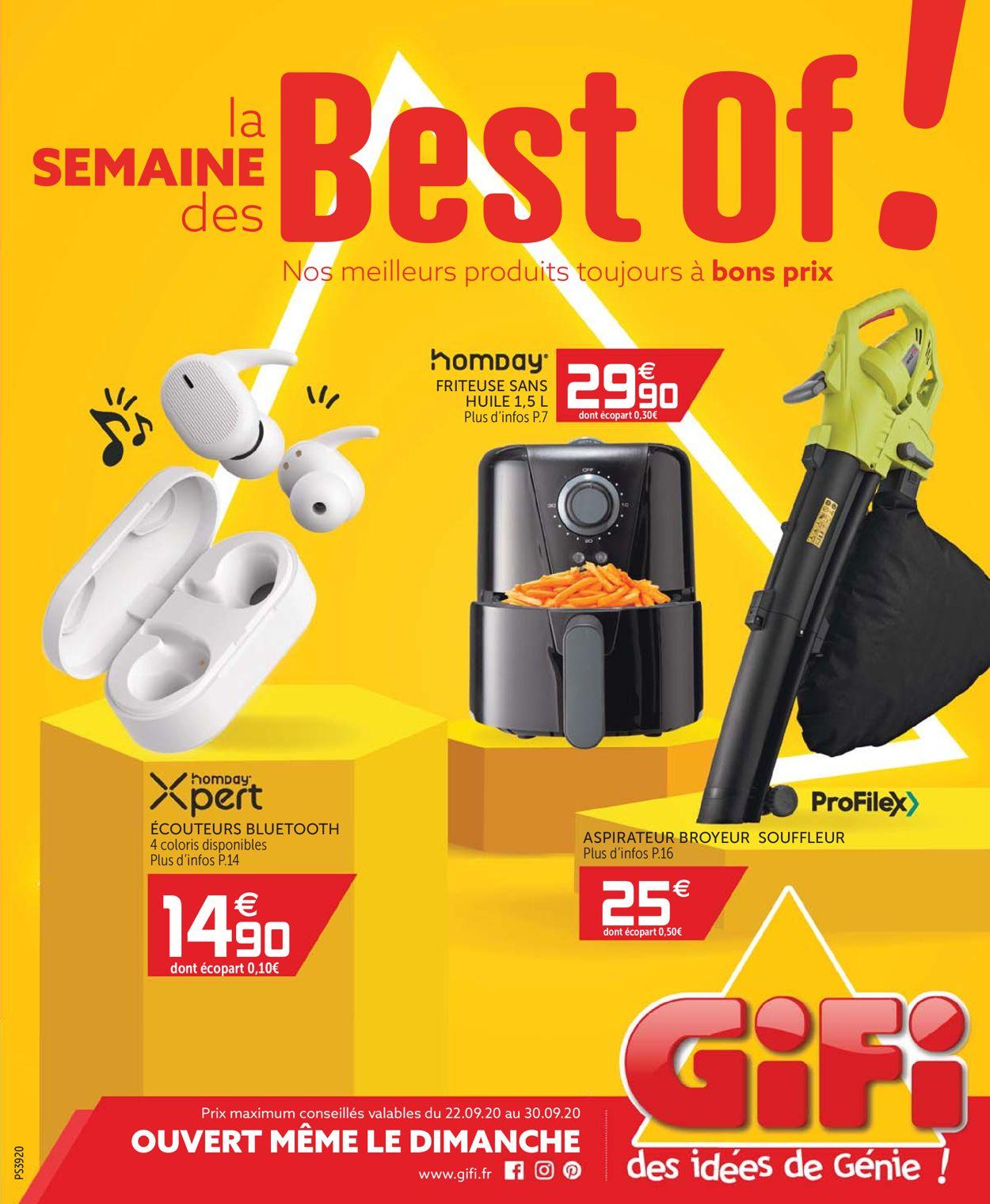 GiFi Catalogue - 22.09-30.09.2020
