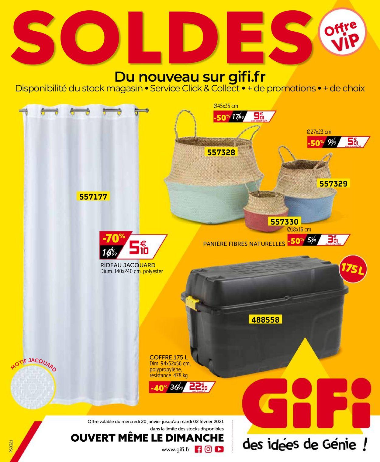 GiFi Catalogue - 20.01-02.02.2021