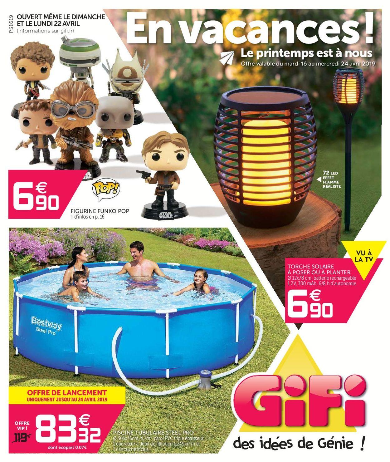 GiFi Catalogue - 22.04-01.05.2019