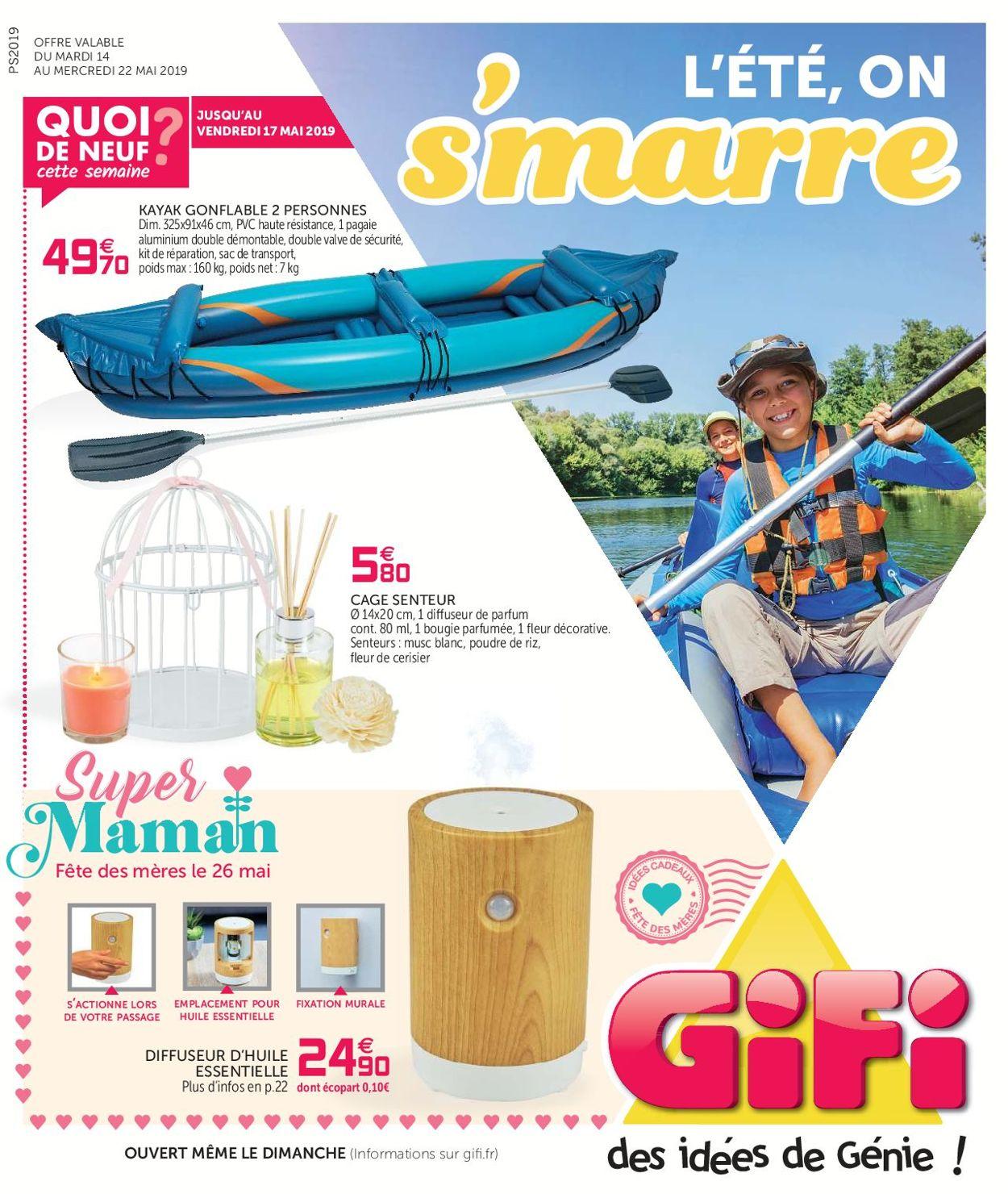 GiFi Catalogue - 14.05-22.05.2019