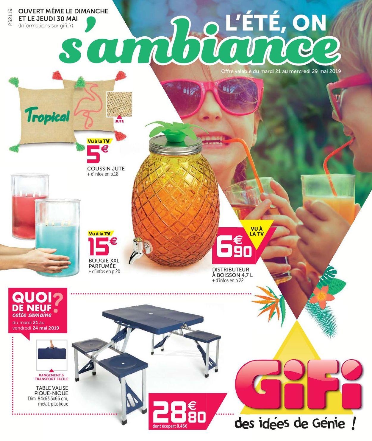 GiFi Catalogue - 21.05-29.05.2019