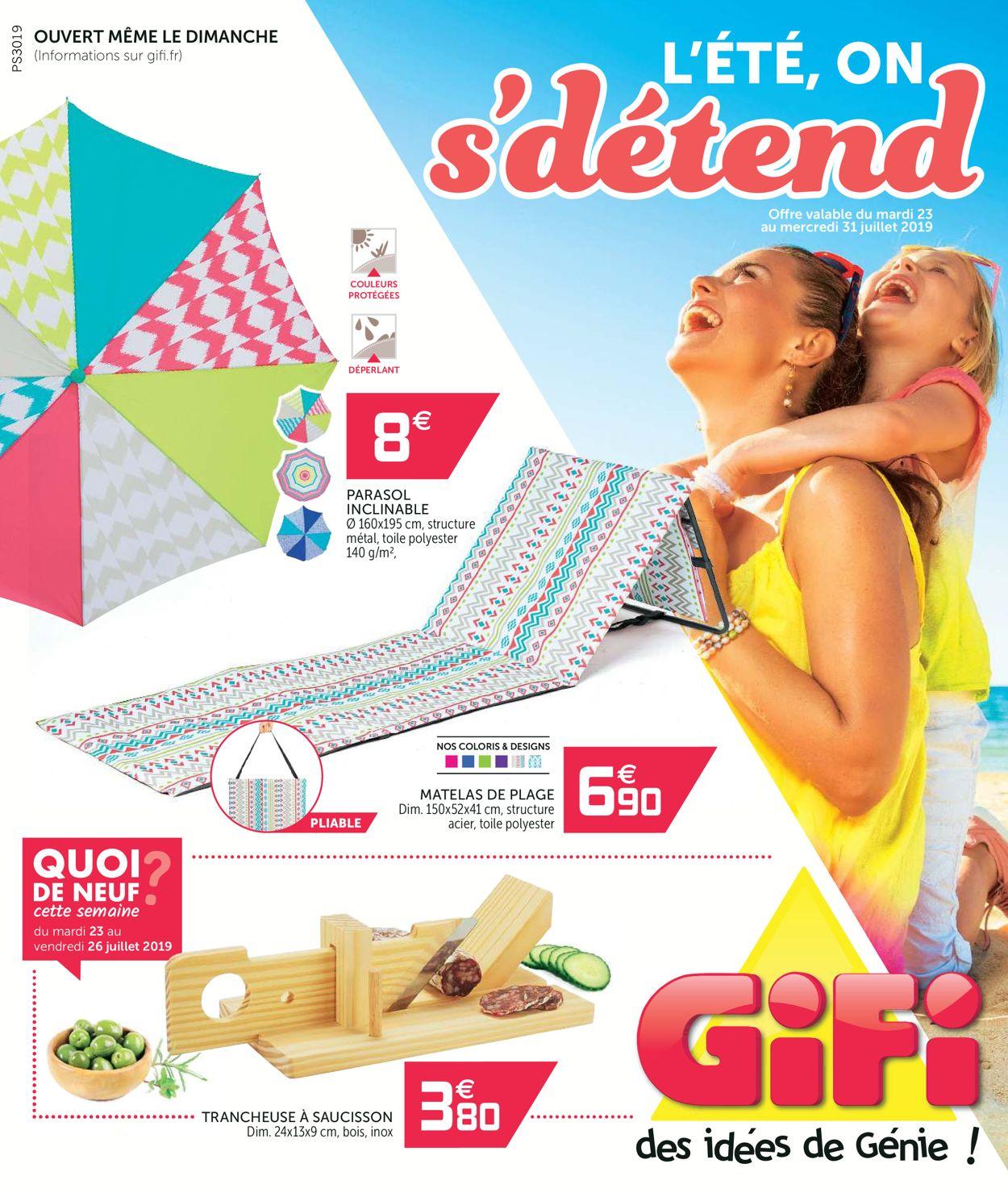 GiFi Catalogue - 23.07-31.07.2019