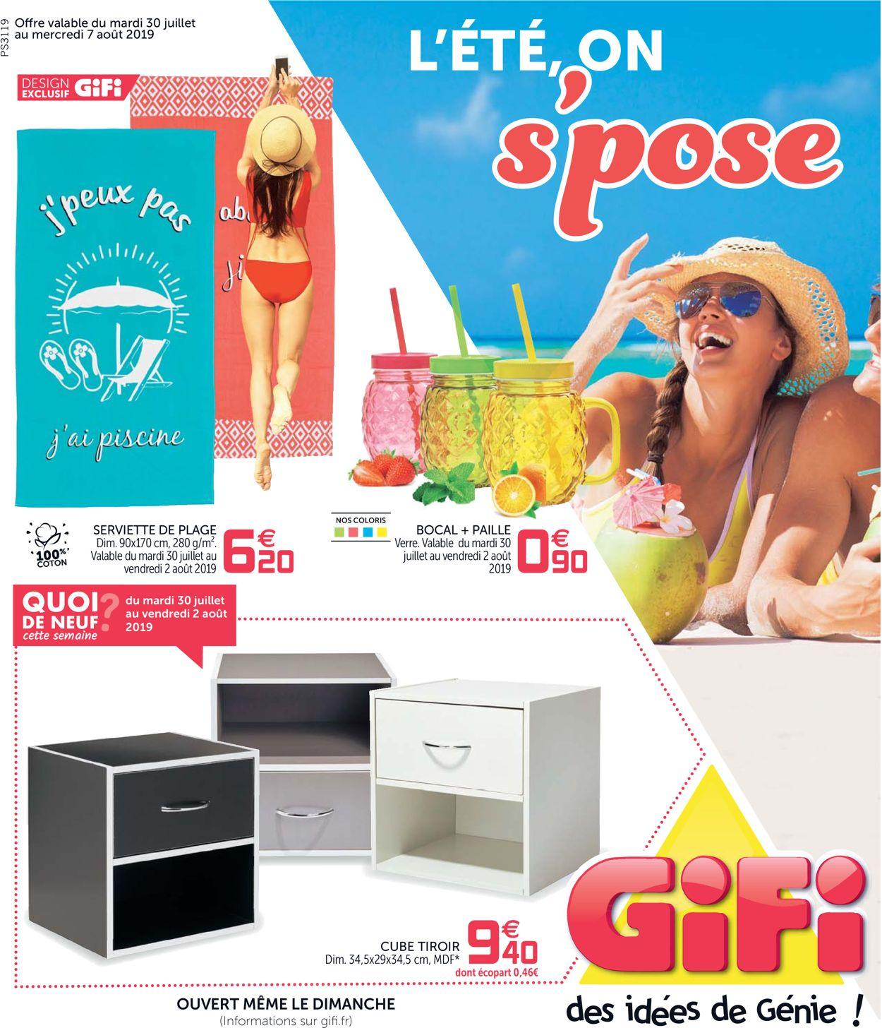 GiFi Catalogue - 30.07-07.08.2019