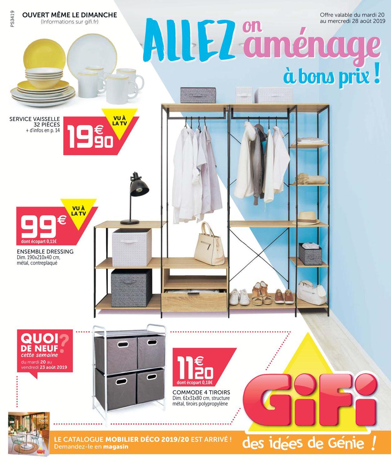 GiFi Catalogue - 20.08-28.08.2019
