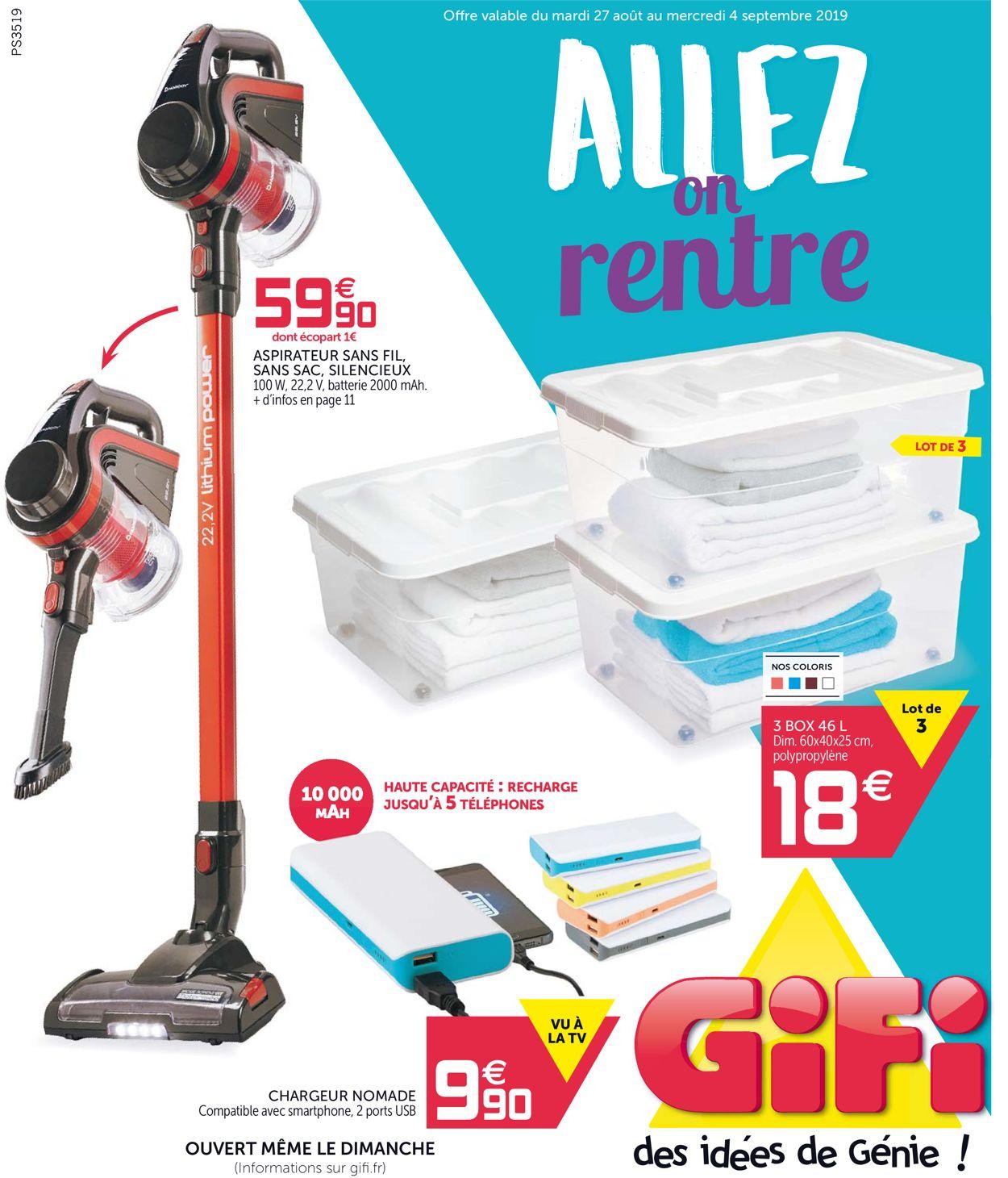 GiFi Catalogue - 27.08-04.09.2019