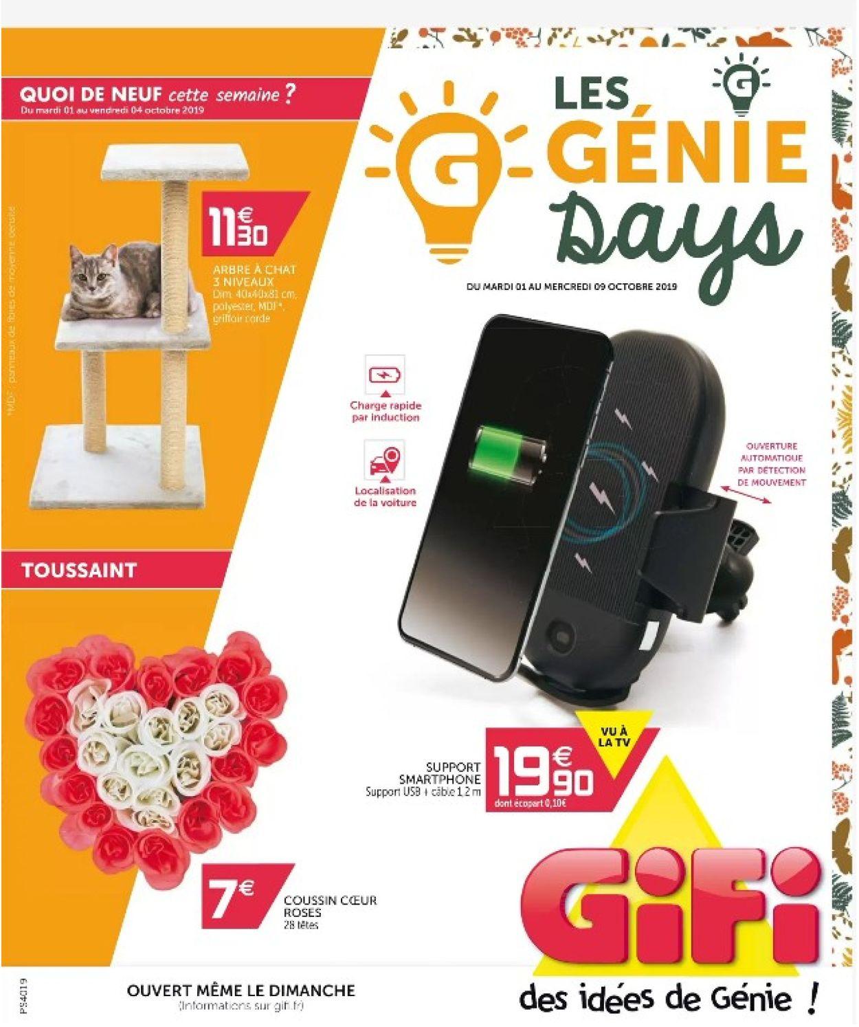 GiFi Catalogue - 01.10-09.10.2019