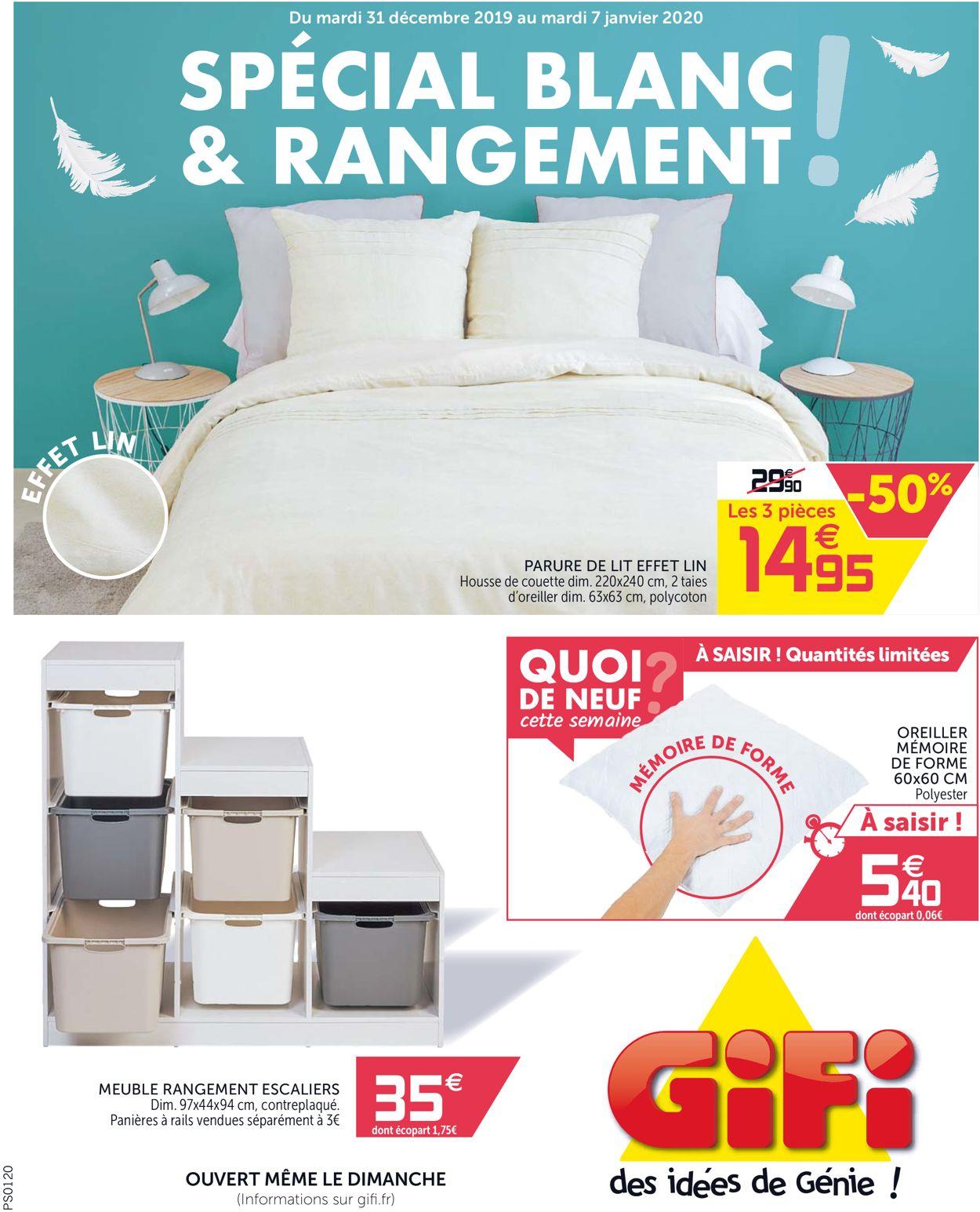 GiFi Catalogue - 31.12-07.01.2020