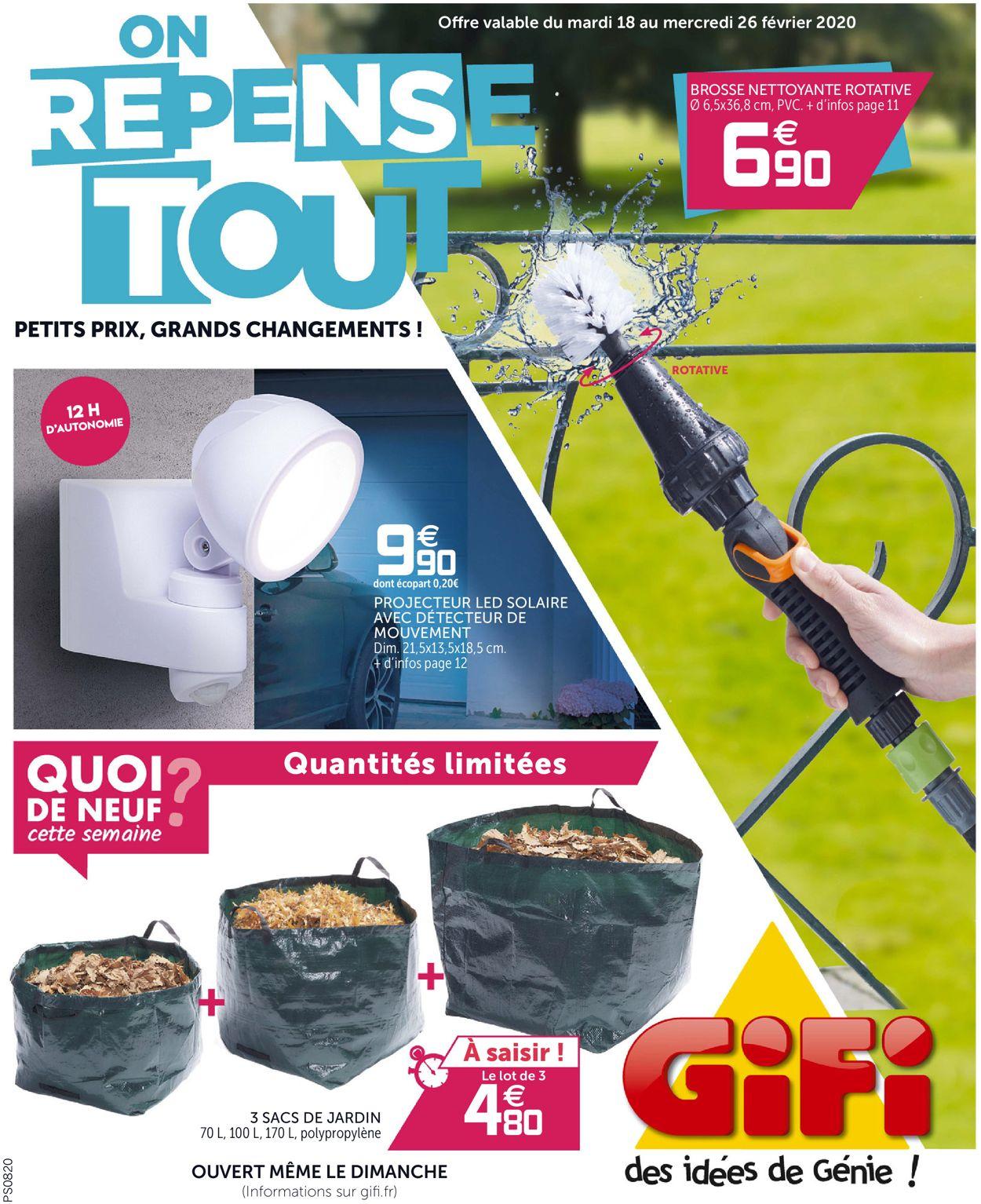 GiFi Catalogue - 18.02-26.02.2020