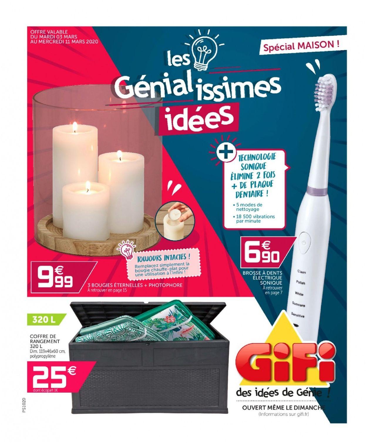 GiFi Catalogue - 03.03-11.03.2020