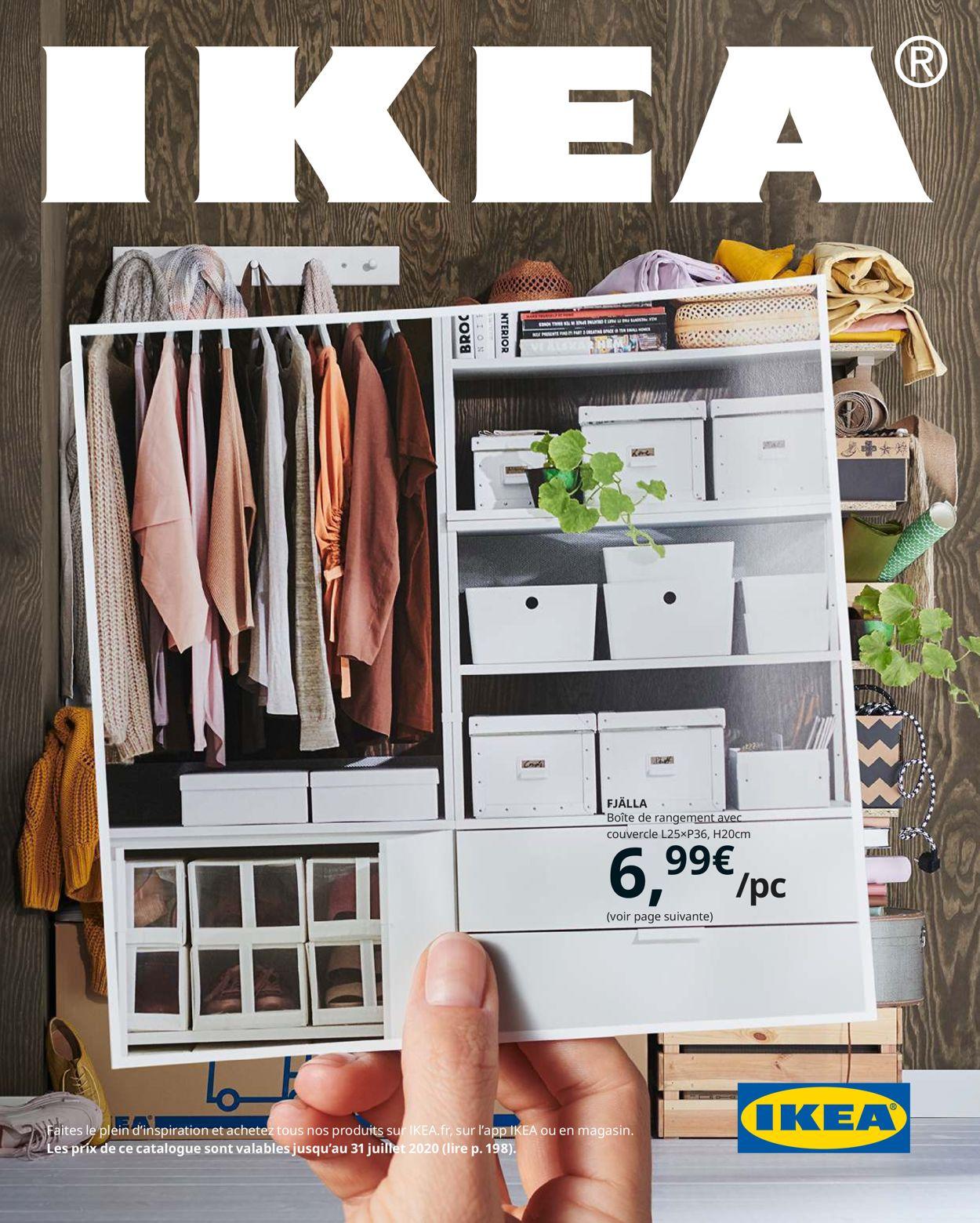 IKEA Catalogue - 01.03-31.07.2020