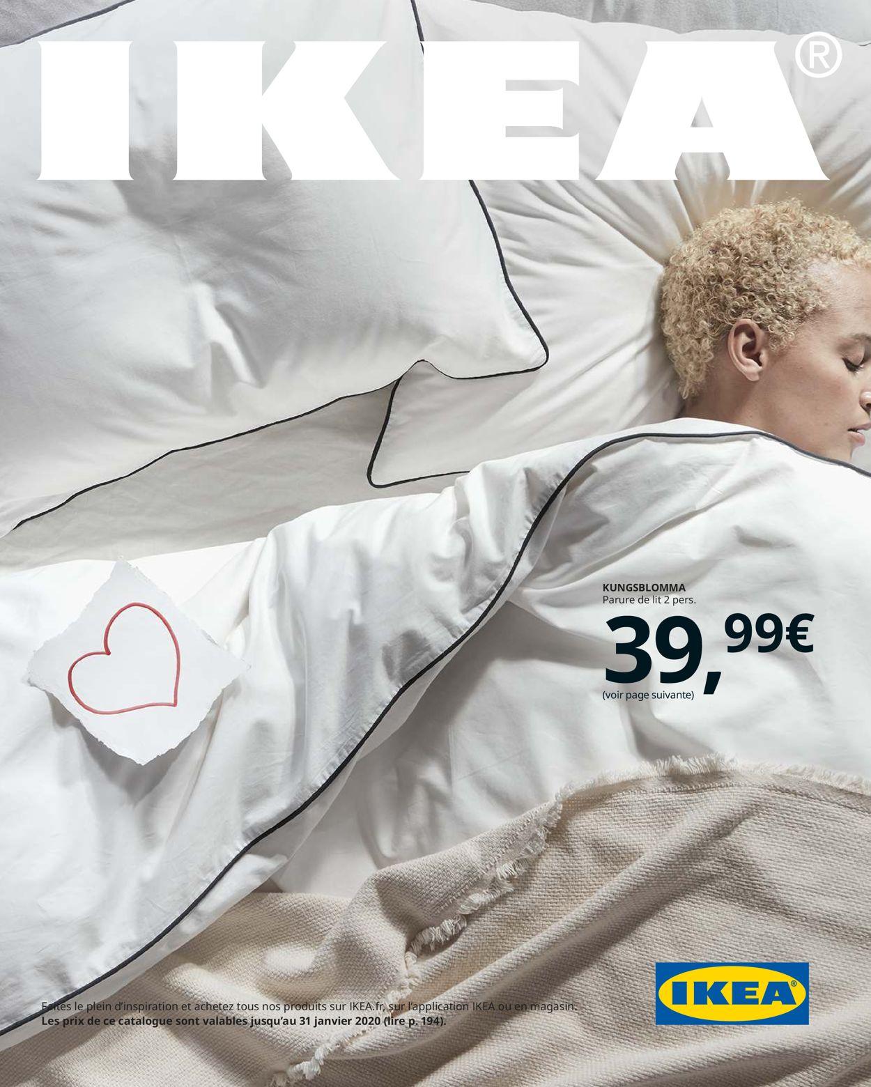 IKEA Catalogue - 22.08-31.07.2020