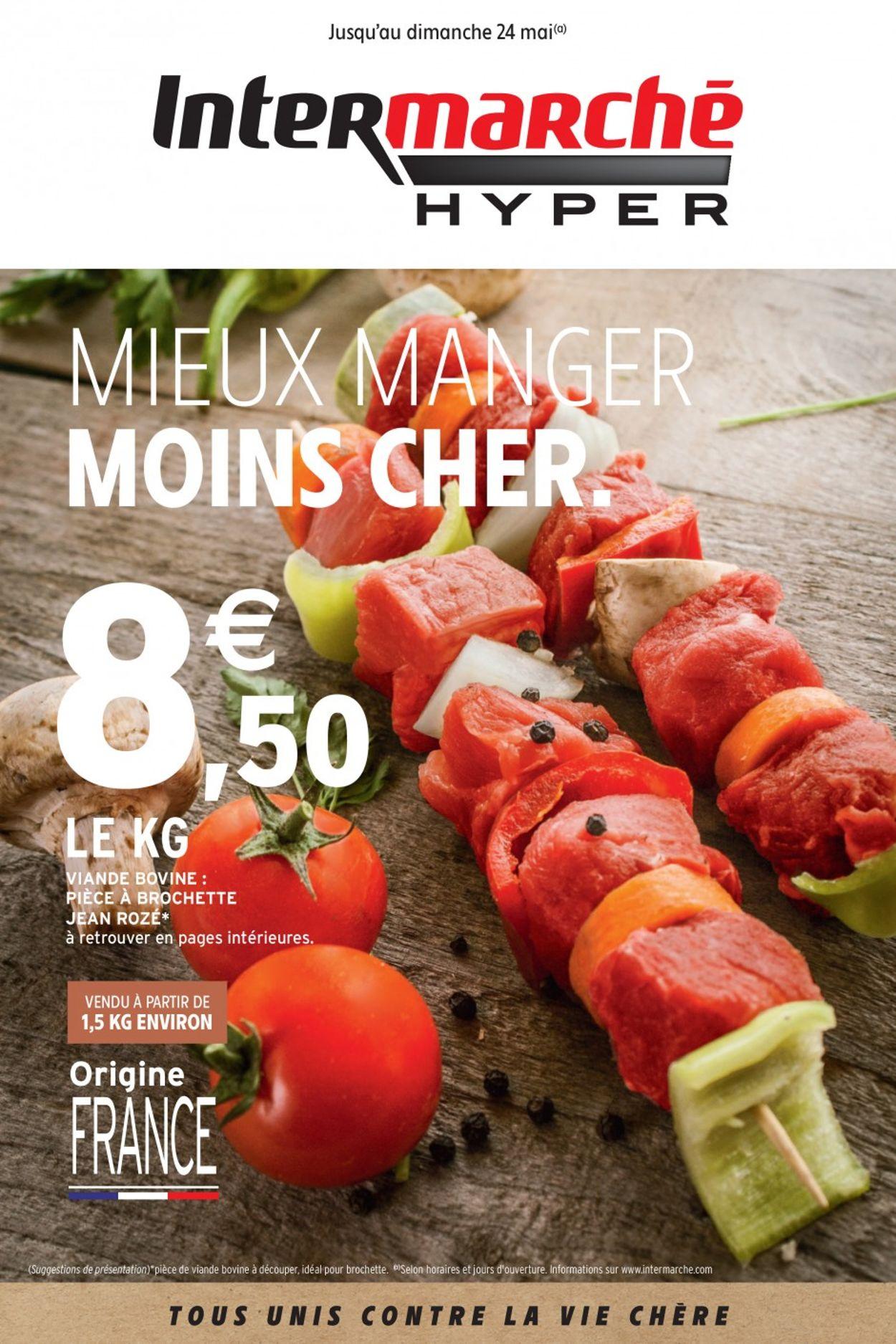 Intermarché Catalogue - 19.05-24.05.2020