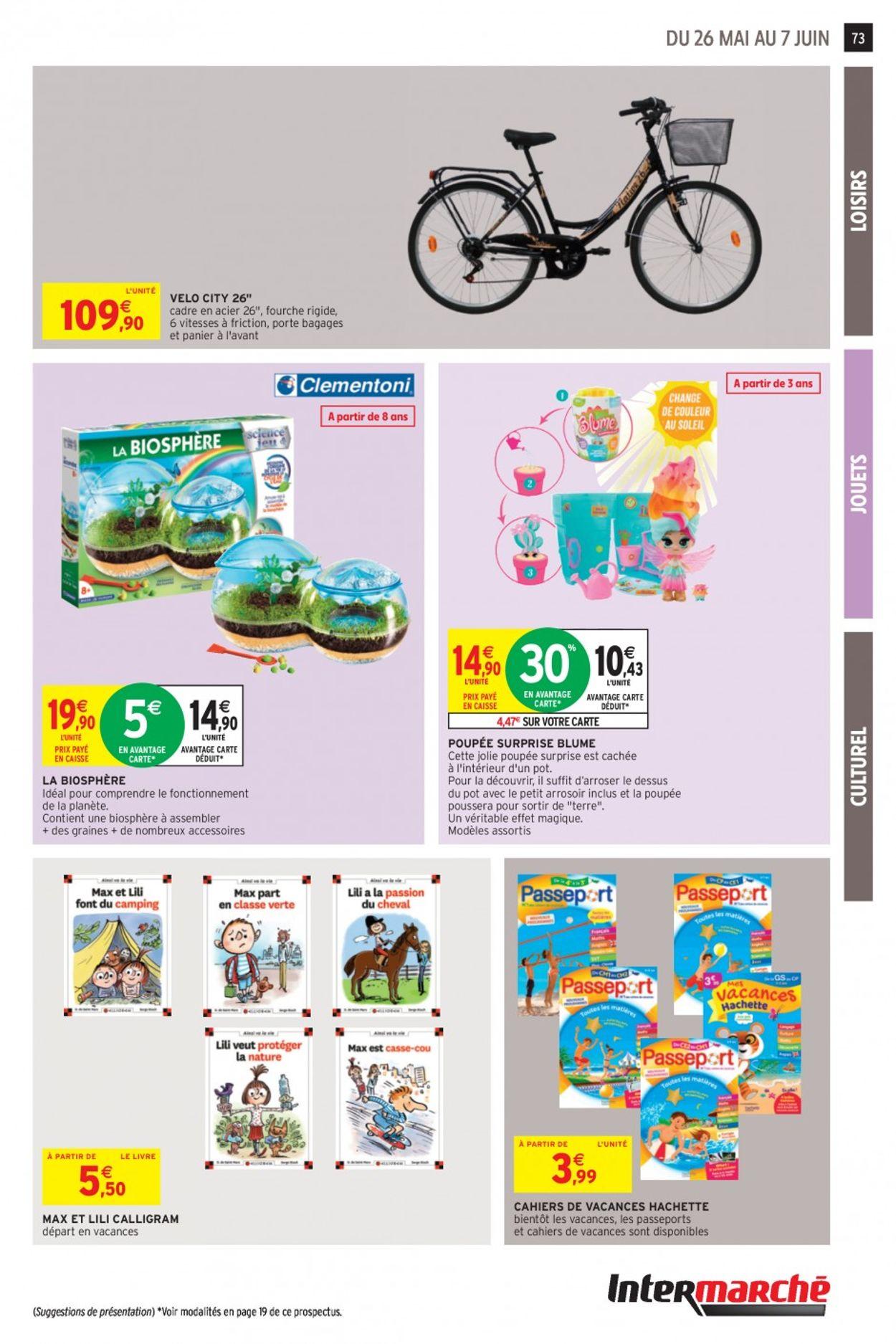 Intermarché Catalogue - 26.05-07.06.2020 (Page 70)
