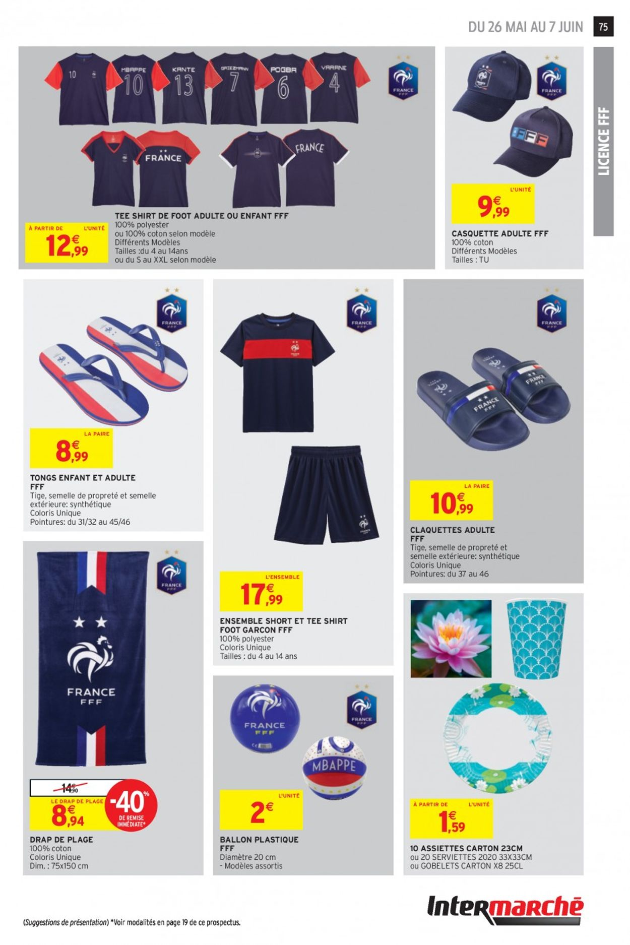 Intermarché Catalogue - 26.05-07.06.2020 (Page 72)