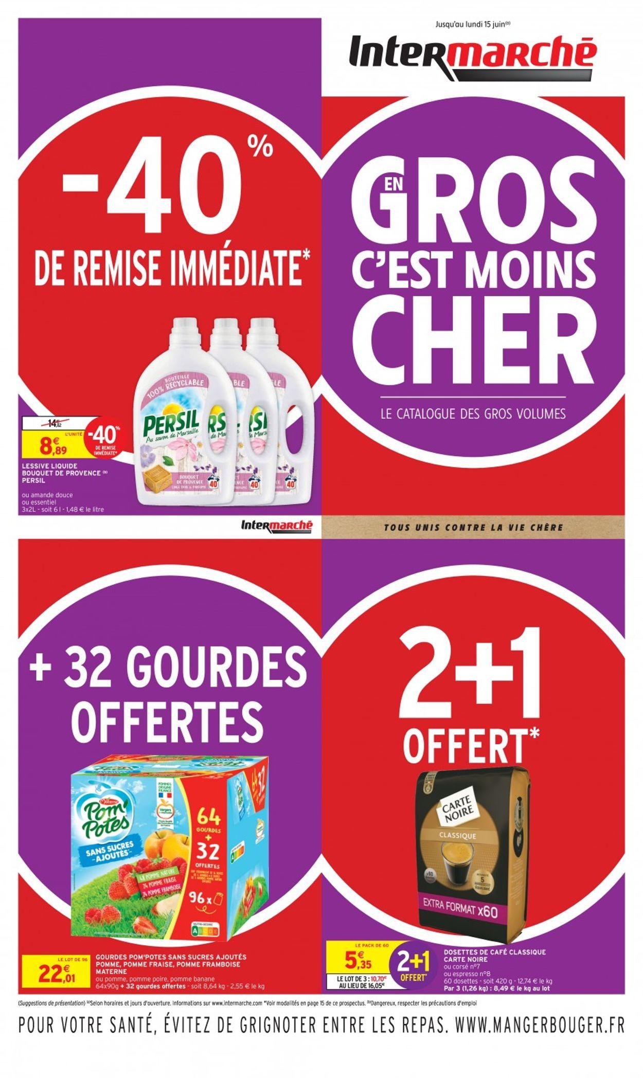 Intermarché Catalogue - 03.06-15.06.2020