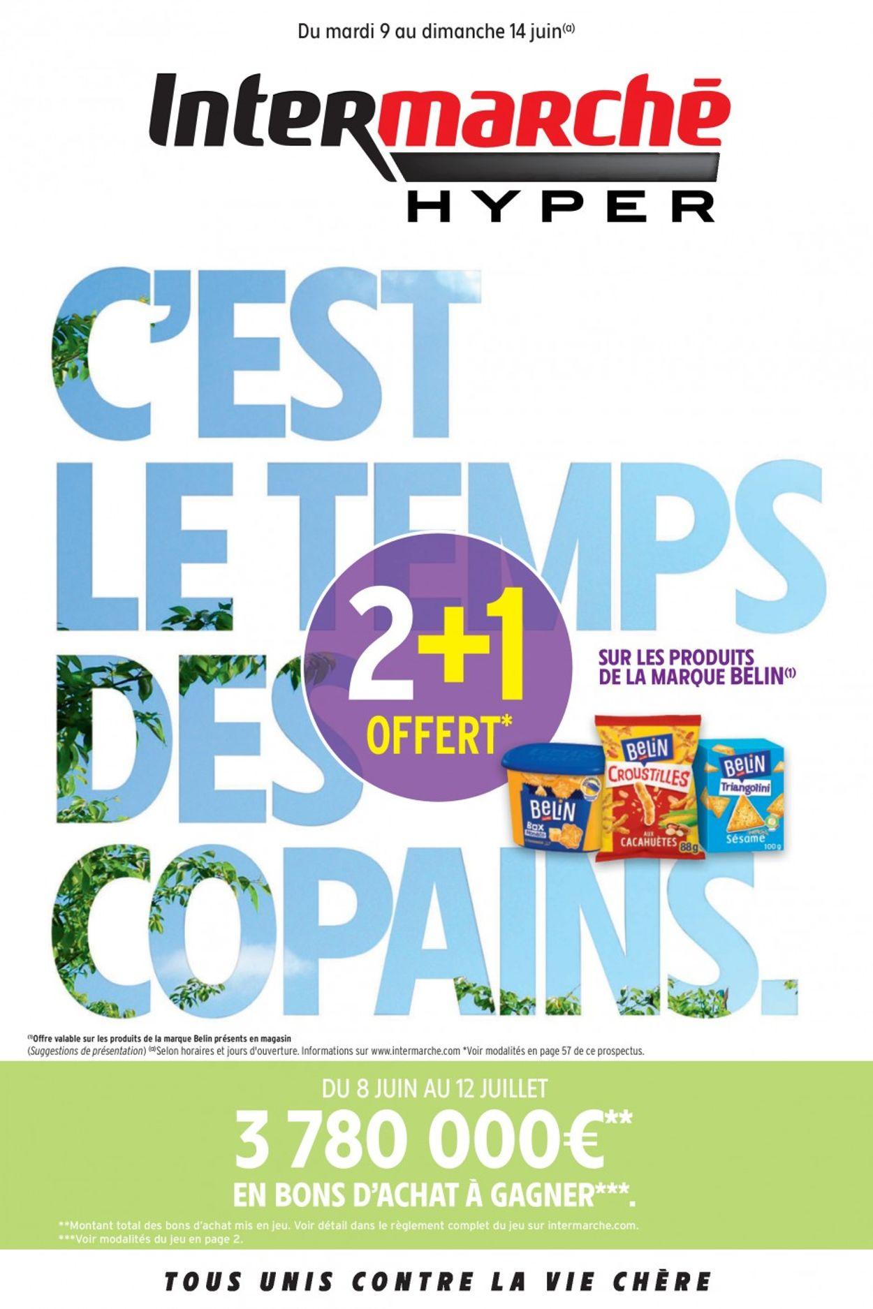 Intermarché Catalogue - 09.06-14.06.2020