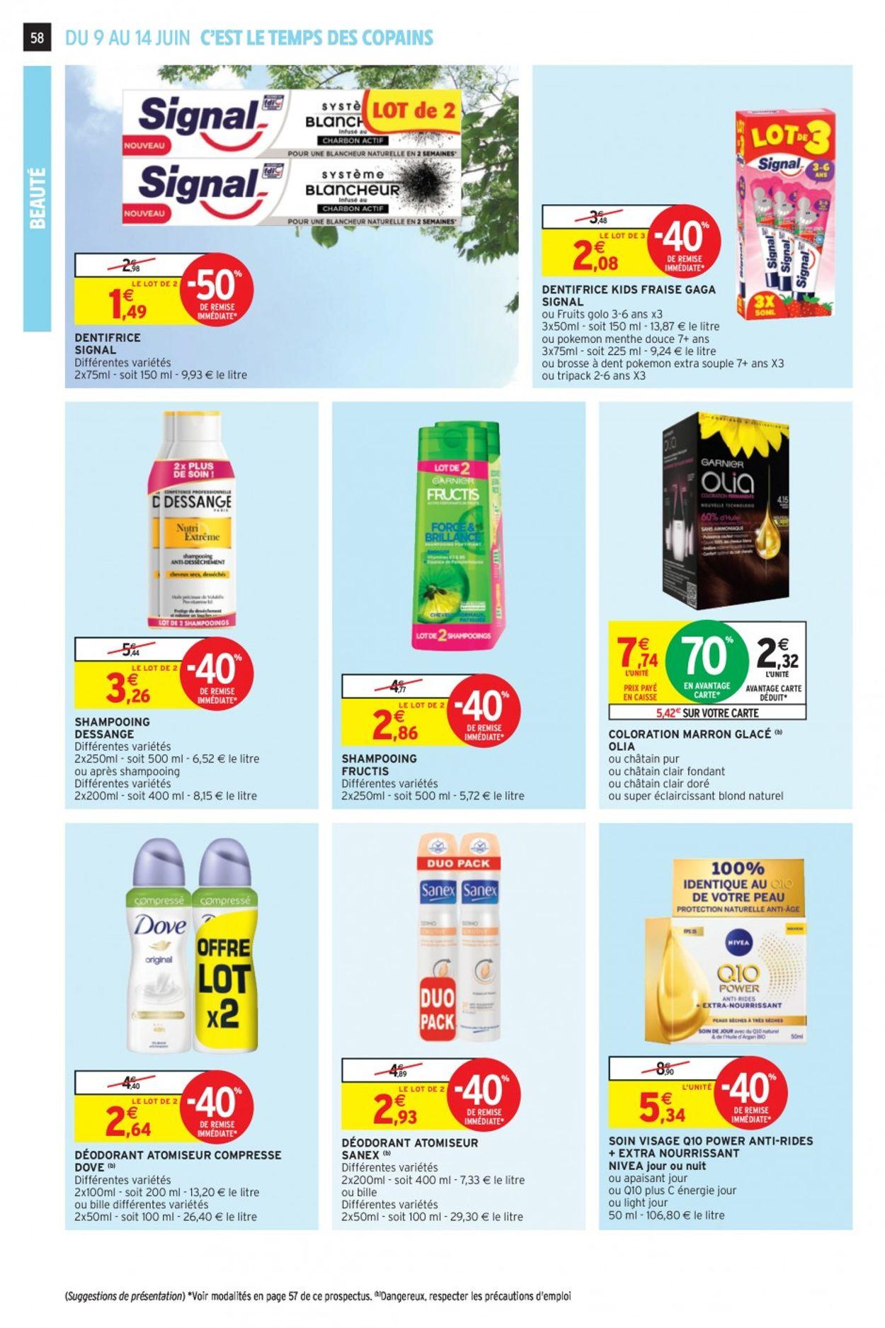 Intermarché Catalogue - 09.06-14.06.2020 (Page 57)