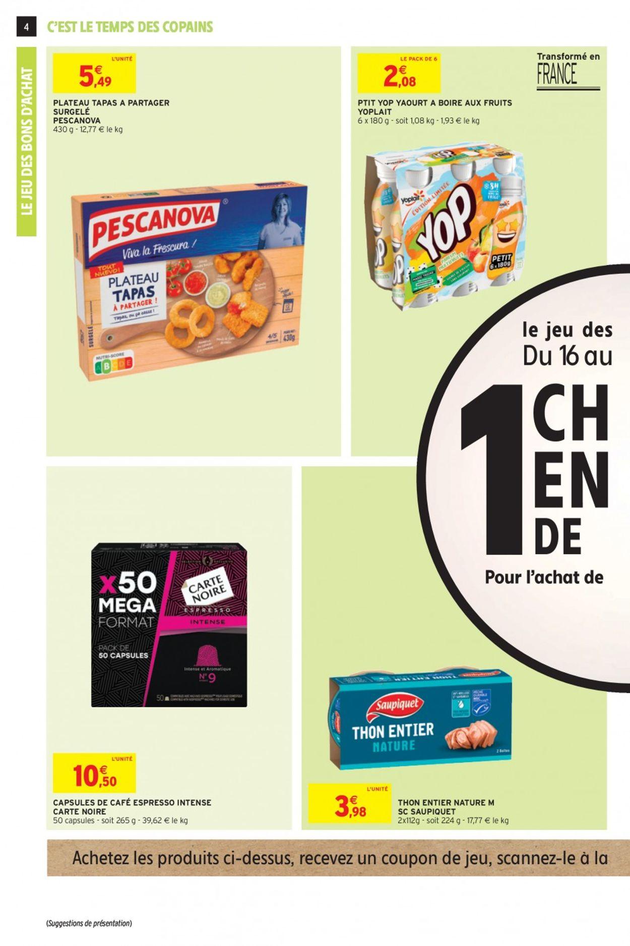 Intermarché Catalogue - 16.06-21.06.2020 (Page 4)