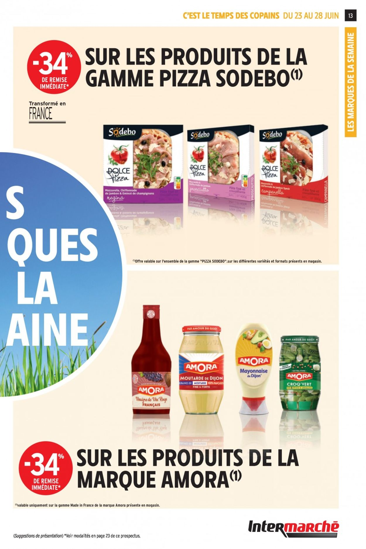 Intermarché Catalogue - 23.06-28.06.2020 (Page 13)