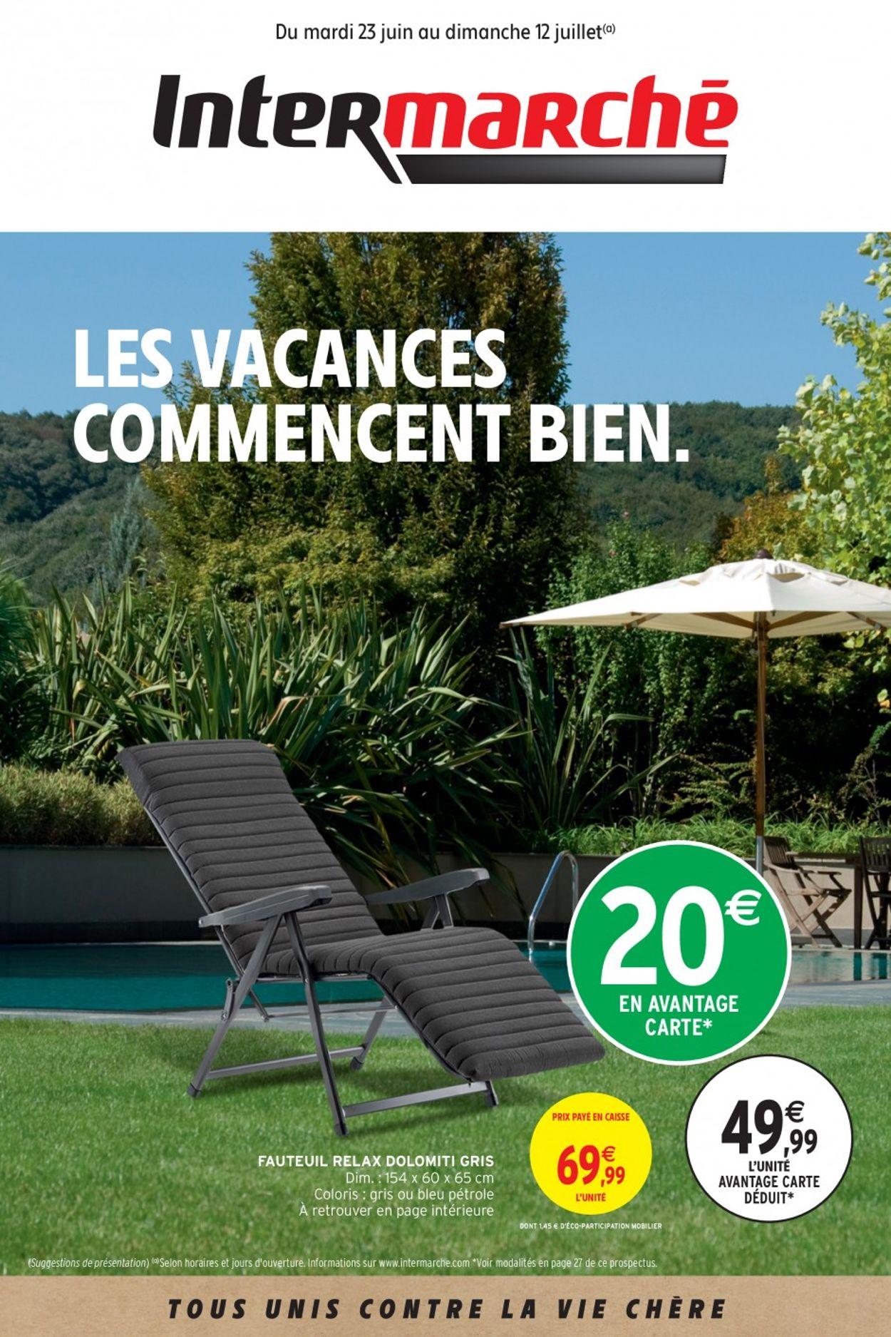 Intermarché Catalogue - 23.06-12.07.2020