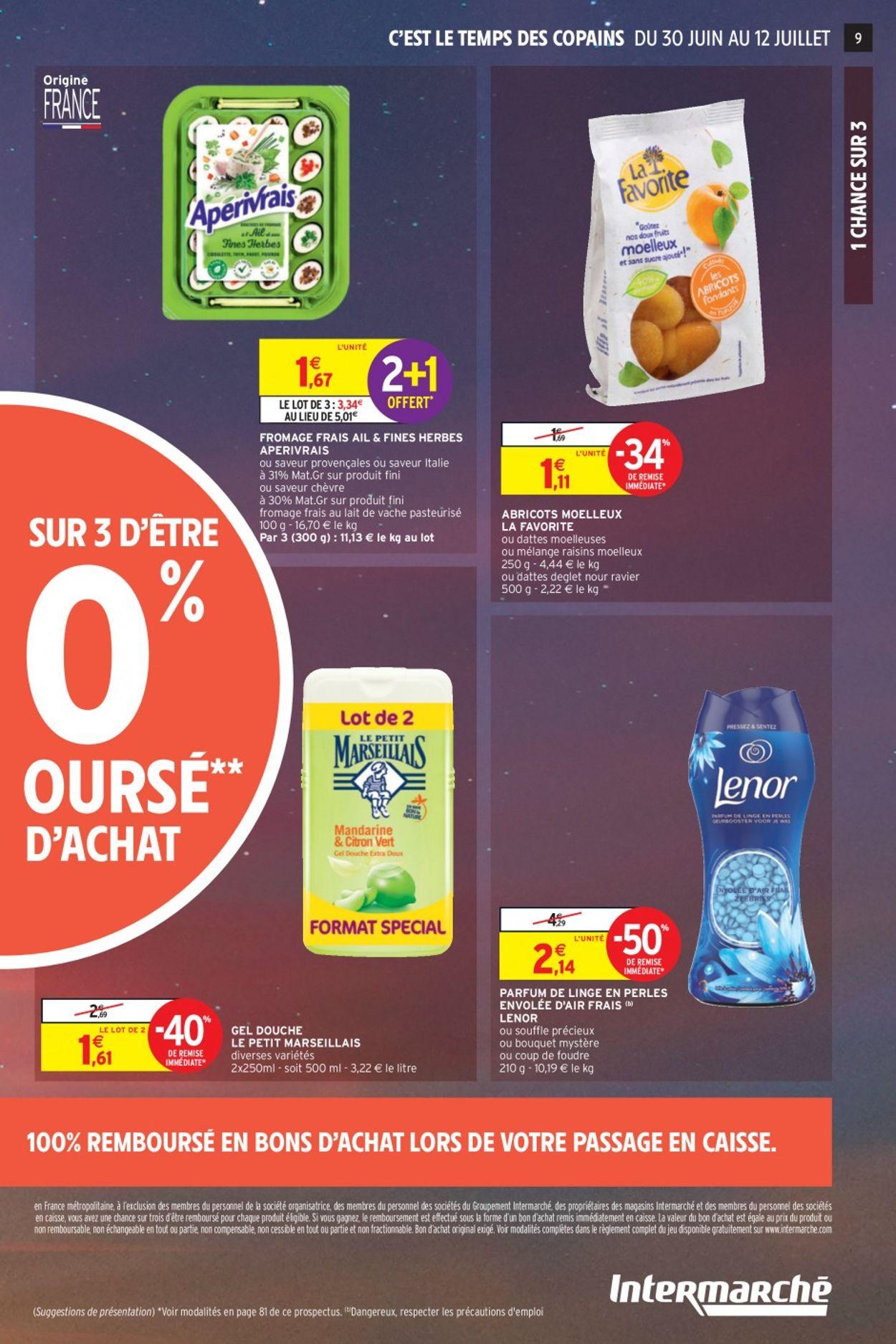 Intermarché Catalogue - 30.06-12.07.2020 (Page 9)